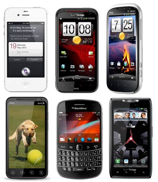 Guide to buying the right smartphone.