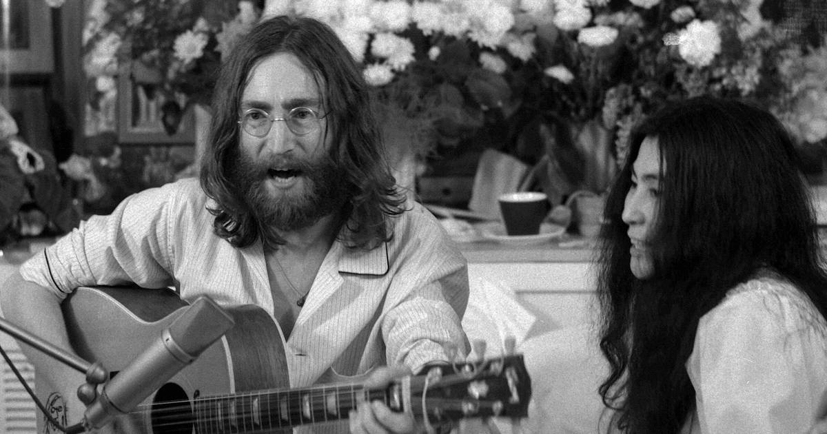 Chicago Ties To Newly Released John Lennon Fbi File