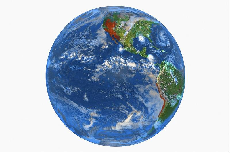 the earth as a living planet essay