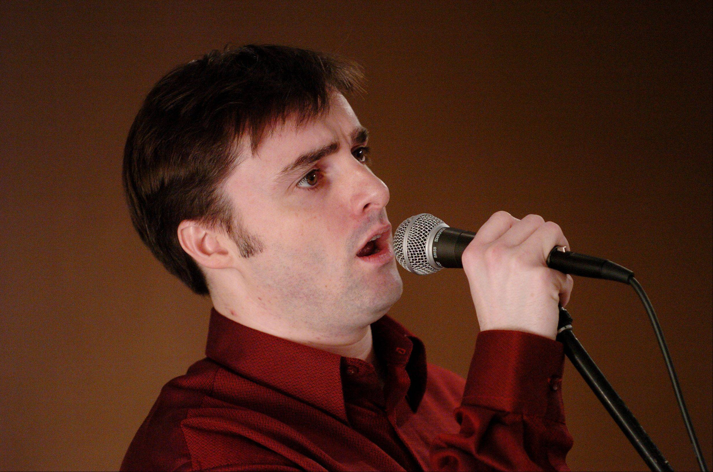 Gavin Coyle is set to perform at College of DuPage's McAninch Arts Center in Glen Ellyn.