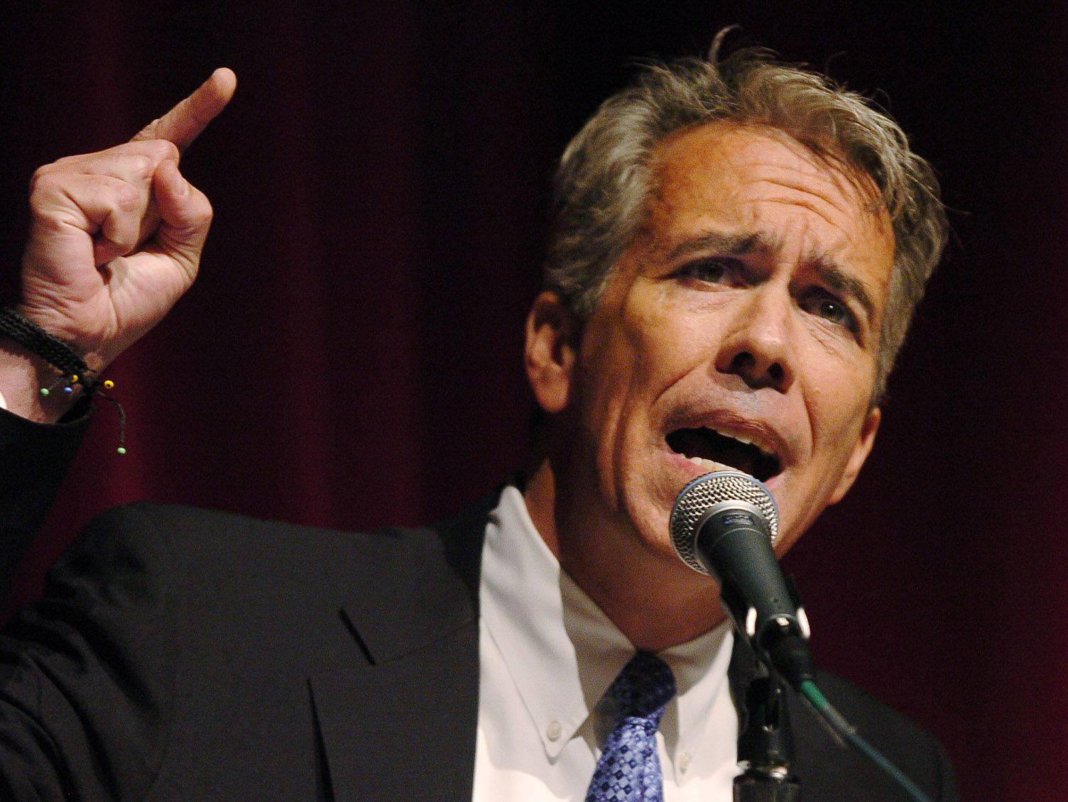 Bob Chwedyk/bchwedyk@dailyherald.com � 8th Congressman Joe Walsh, of McHenry