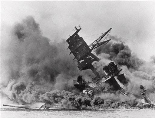 Pearl Harbor attack remembered at 70th anniversary