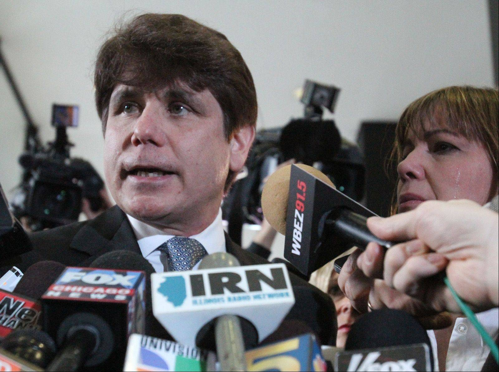 Images: Rod Blagojevich sentenced to 14 years