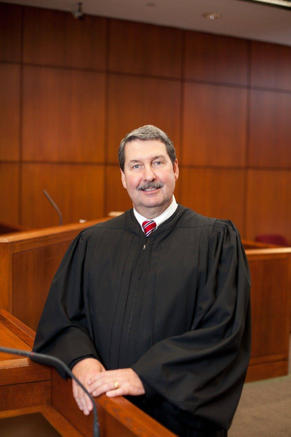 DuPage County Circuit Court Chief Judge Jack Elsner