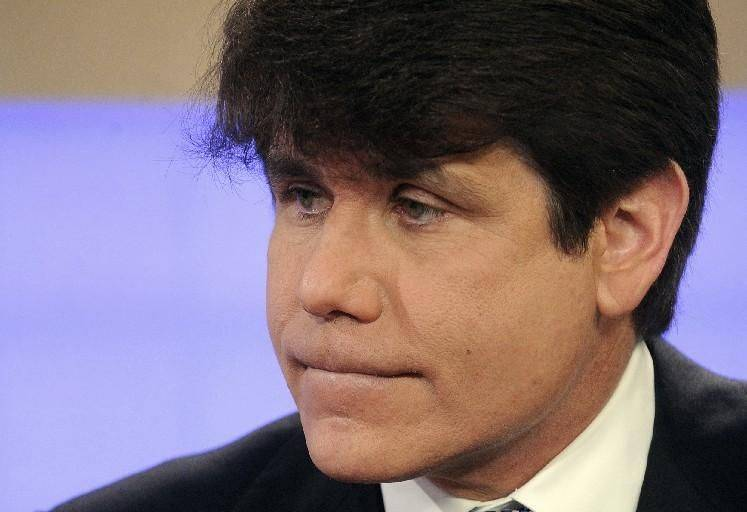 Madigan rules Blagojevich ineligible for state pension
