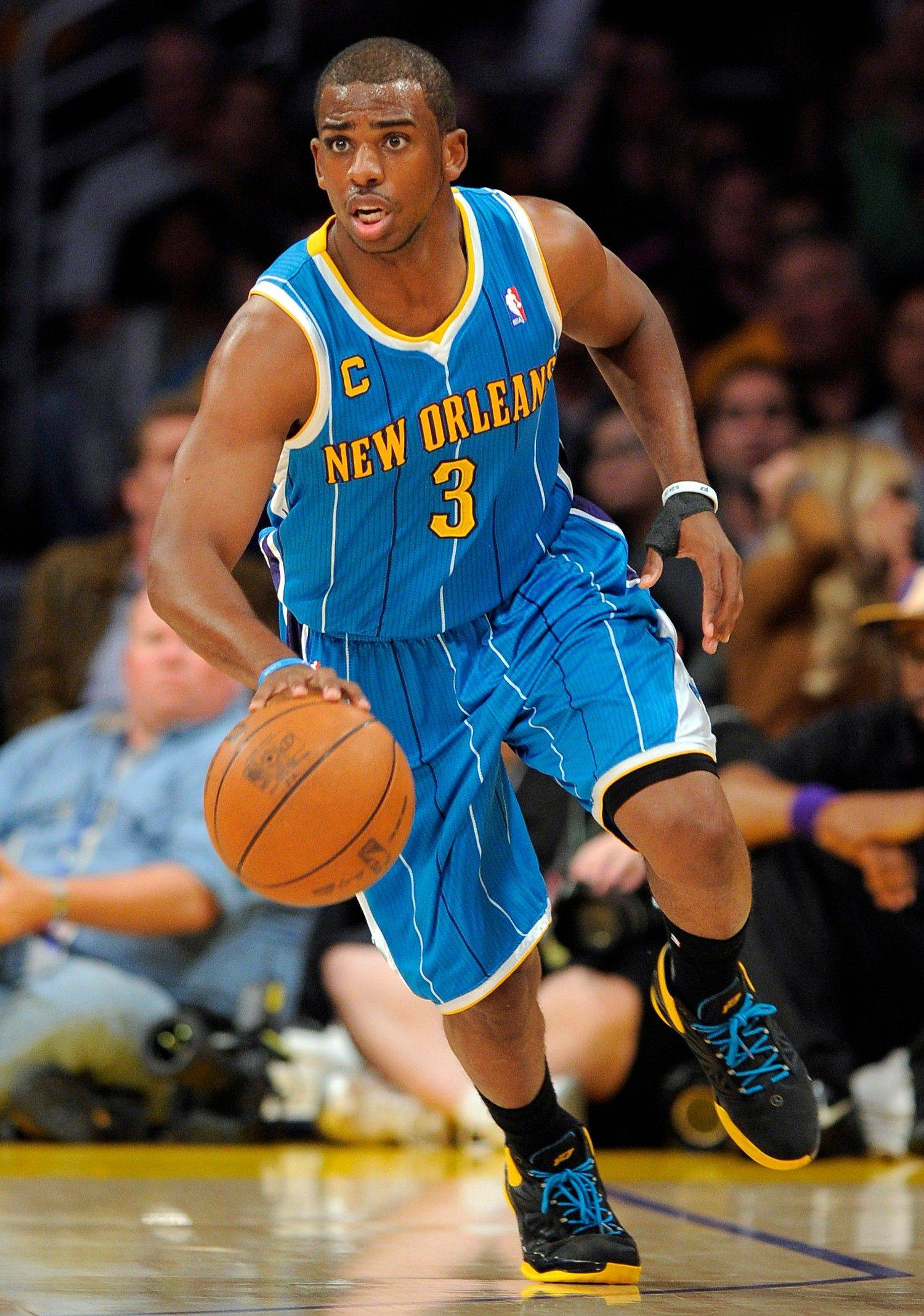 The framework of a three-team trade is in place to send New Orleans Hornets guard Chris Paul to the Los Angeles Lakers pending details of the transaction still being worked on Thursday, Dec. 8, 2011, according to a person familiar with the negotiations.
