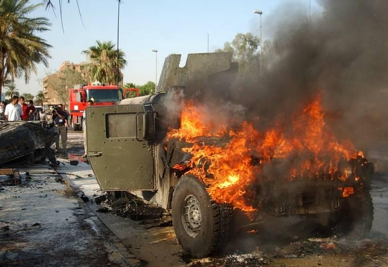 لماذا انتشرت العربات المقاومة للألغام MRAP في الشرق الأوسط؟  EP-712119956