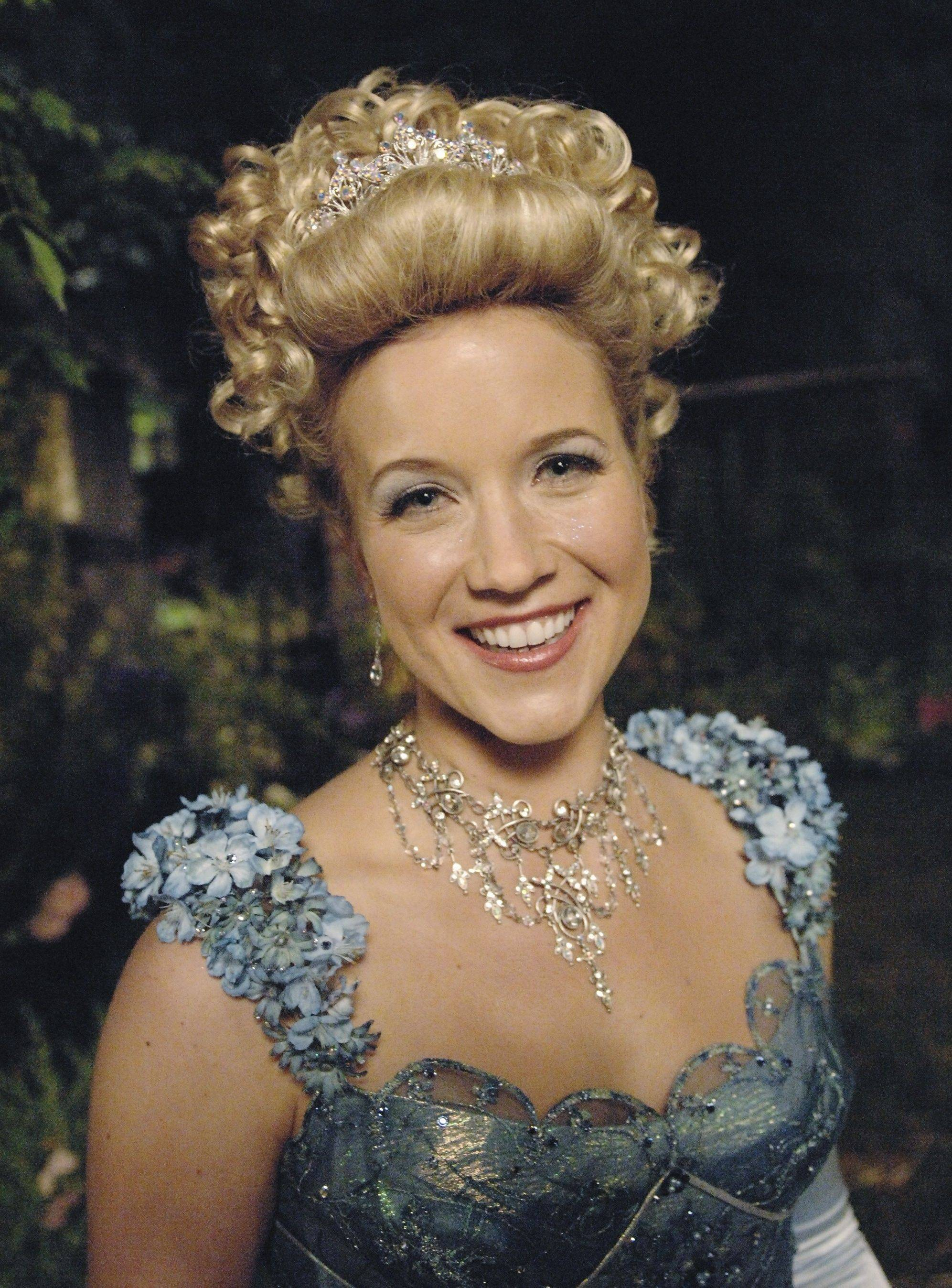 "Buffalo Grove High grad Jessy Schram plays Cinderella, a recurring role in the ABC-TV series ""Once Upon a Time."""