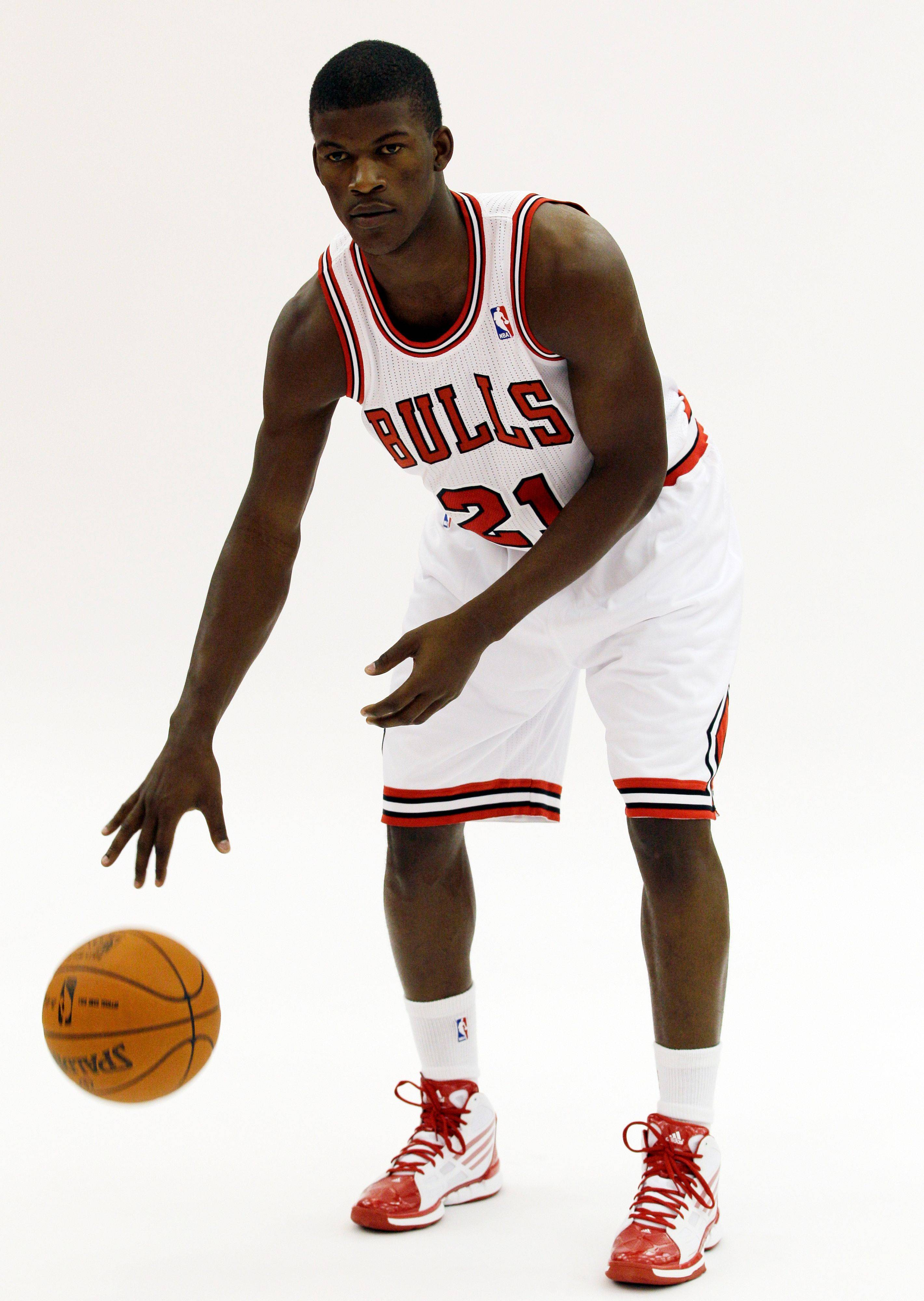 Bulls guard Jimmy Butler