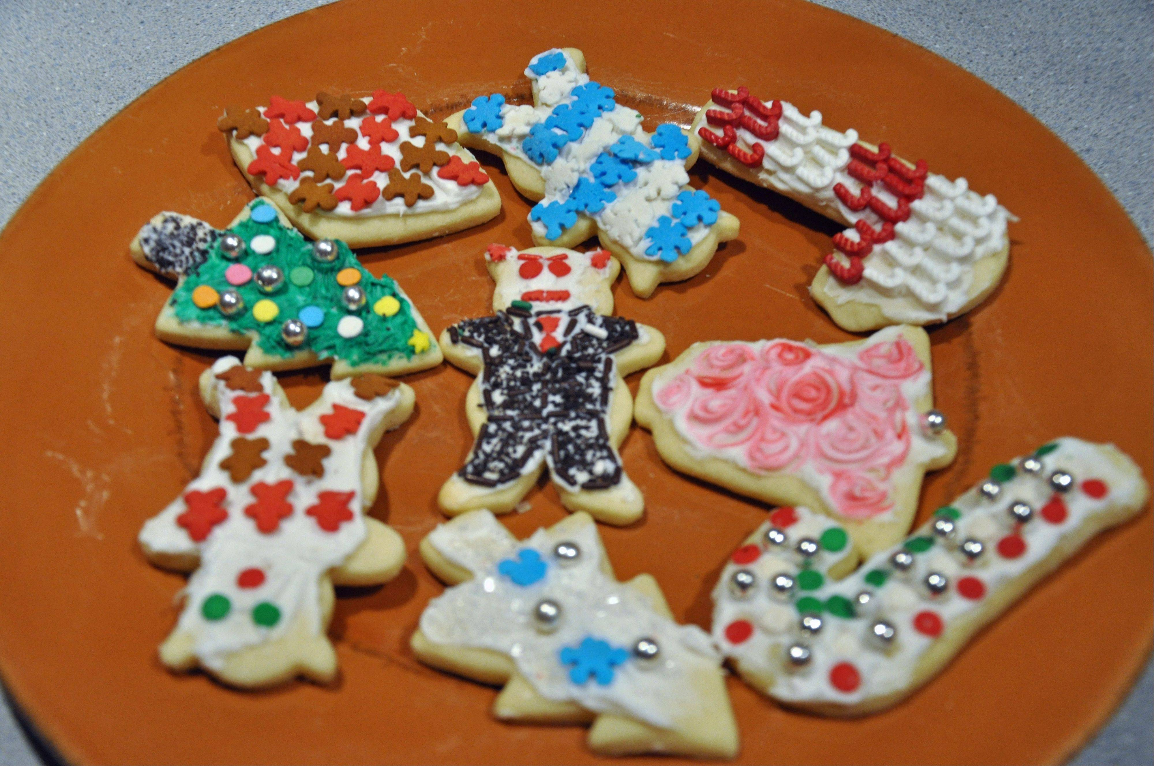 Cutest cookies: Indiana Reed of Grayslake