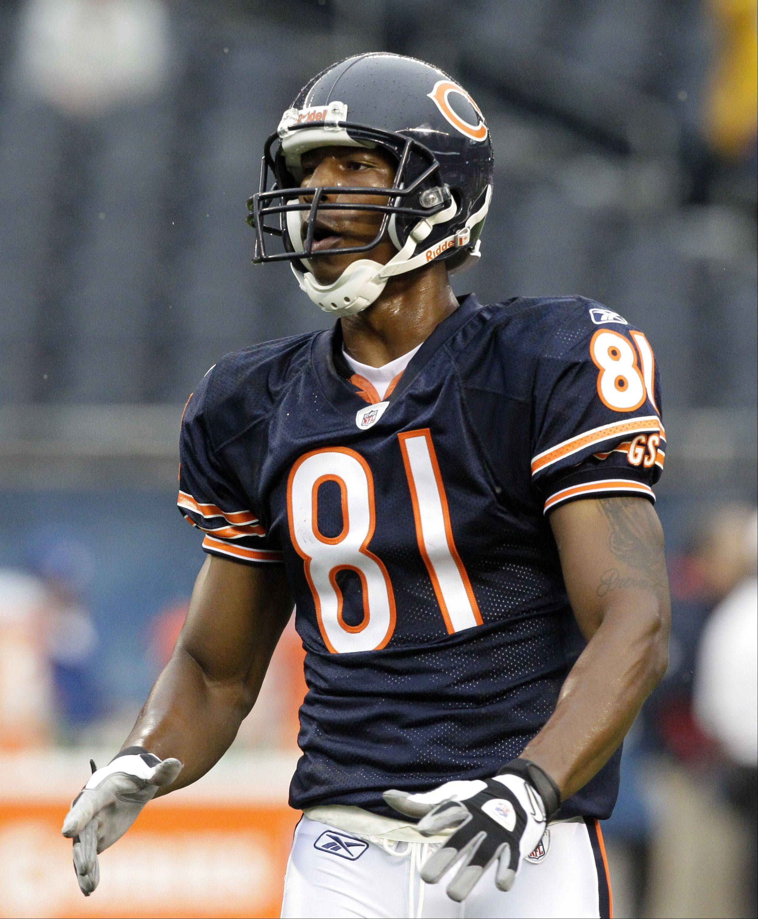 Bears shocked by Hurd's arrest on drug charges
