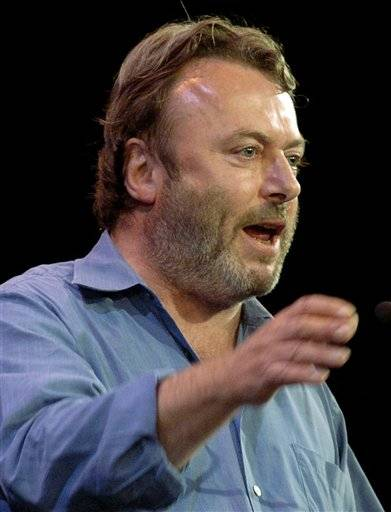 Christopher Hitchens, the author, essayist and polemicist who waged verbal and occasional physical battle on behalf of causes left and right, died Thursday night at M.D. Anderson Cancer Center in Houston of pneumonia, a complication of his esophageal cancer, according to a statement from Vanity Fair magazine. He was 62.