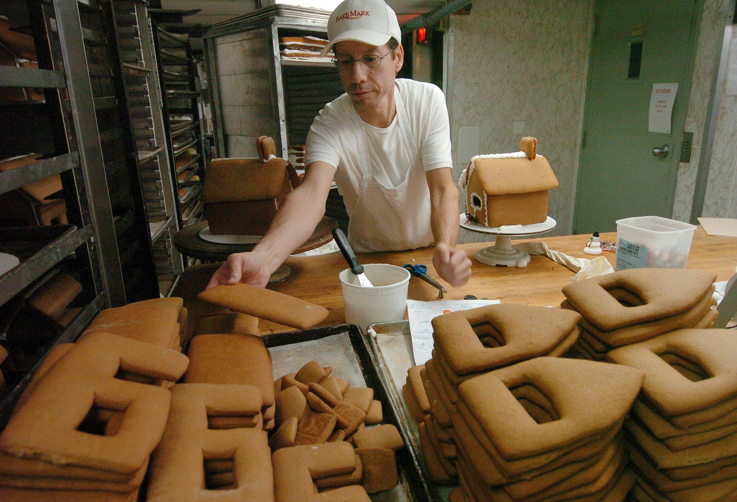 Images: Behind the Scenes at Central Continental Bakery in Mount Prospect