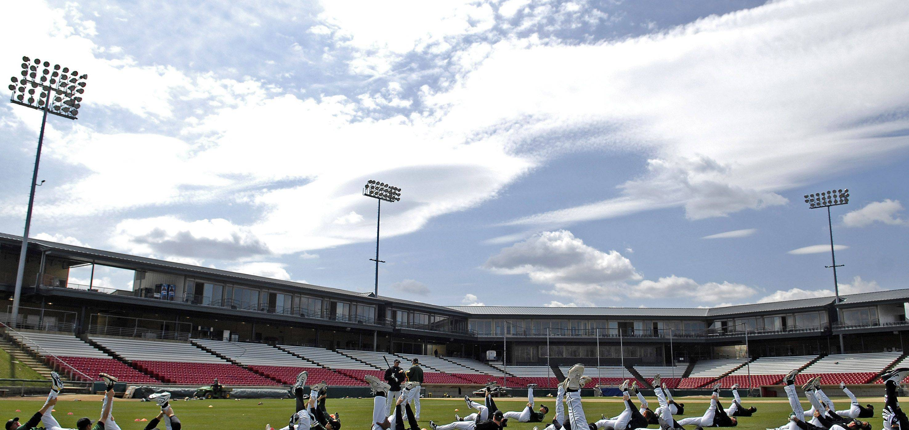 Cougars stadium to become Fifth Third Bank Ballpark
