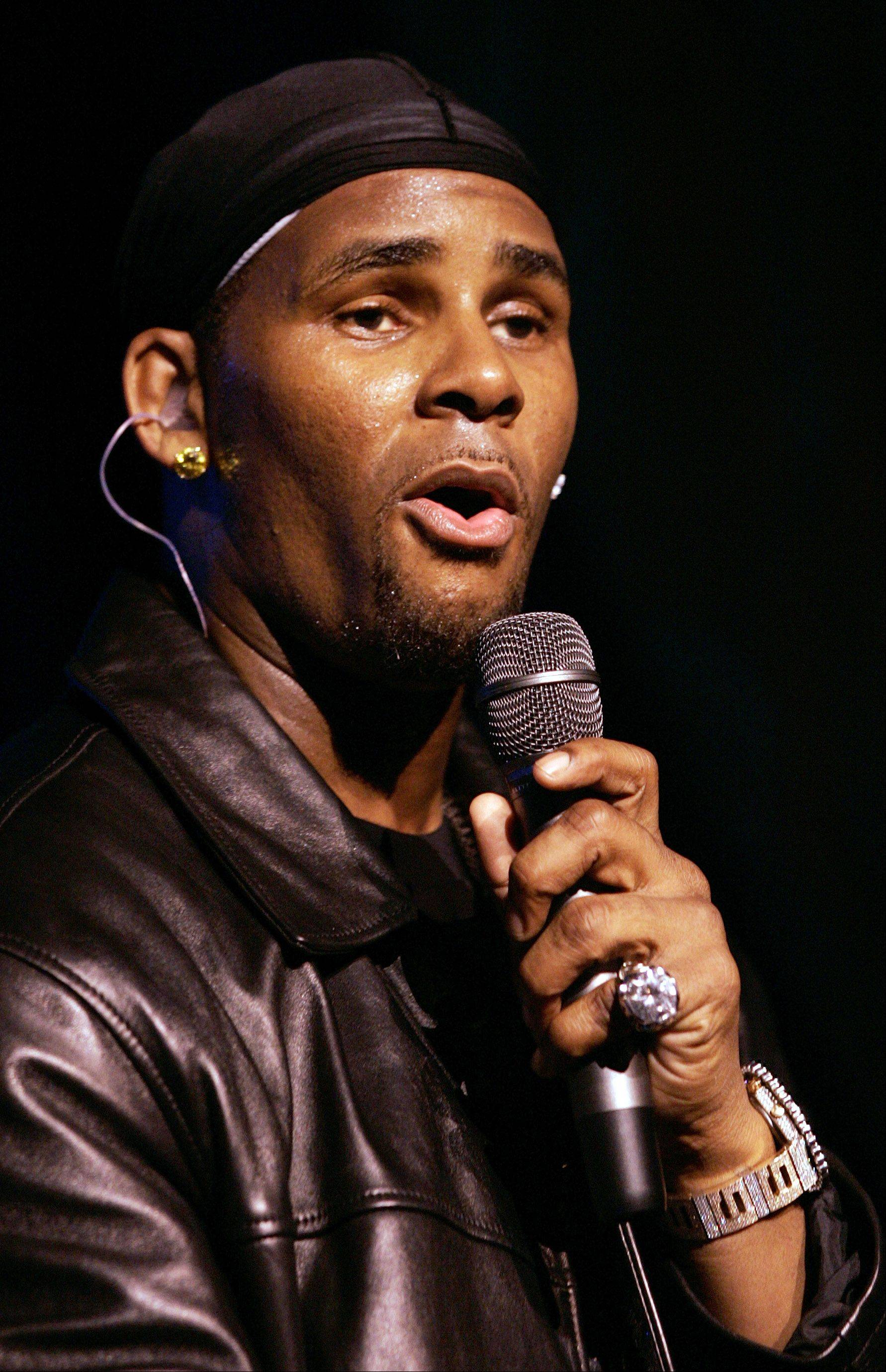 R&B star R. Kelly headlines WGCI'S BIG JAM at the Allstate Arena in Rosemont.