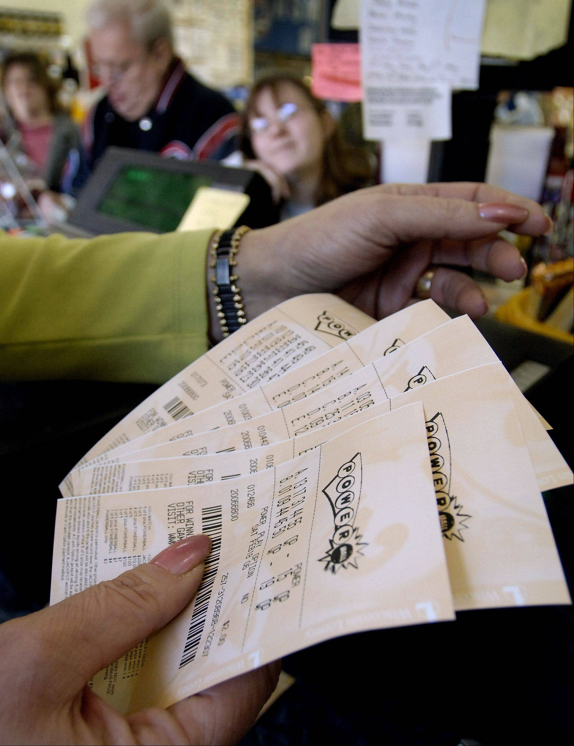 Illinois unclaimed lottery prizes