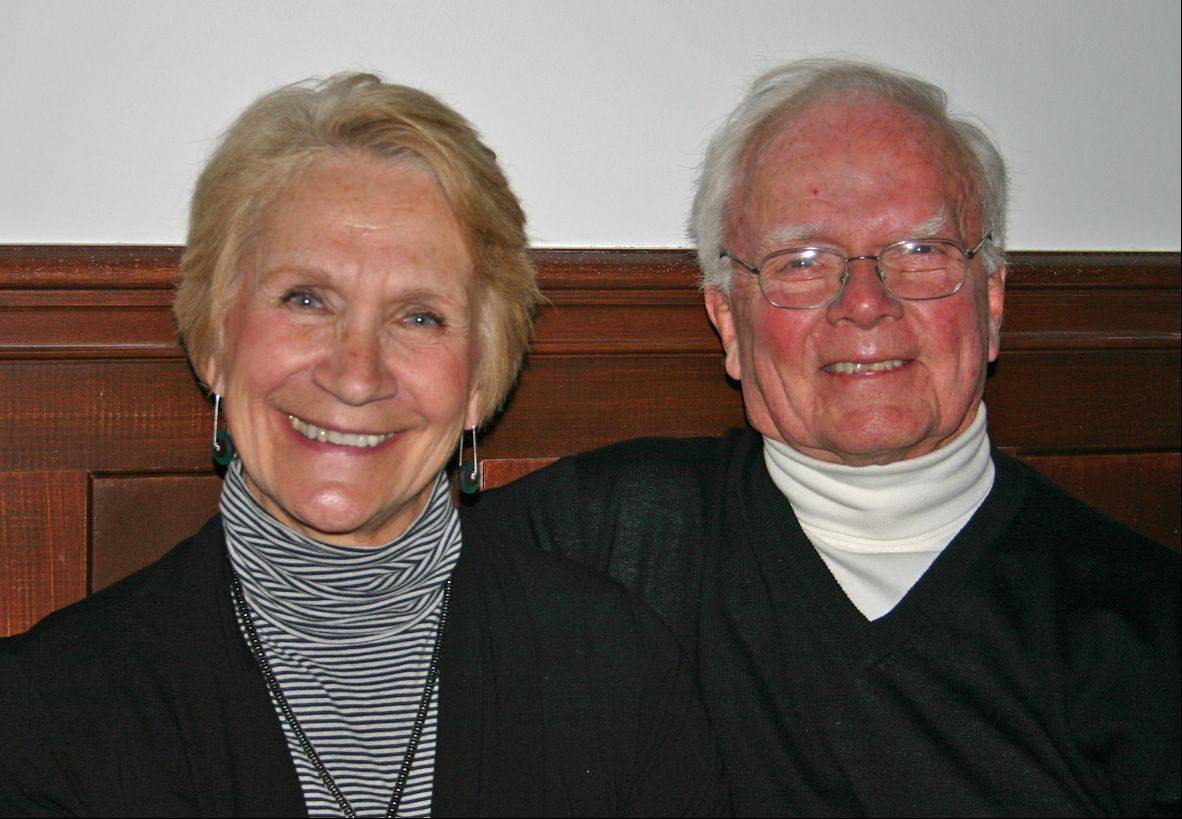 Bob and Sue Peterson