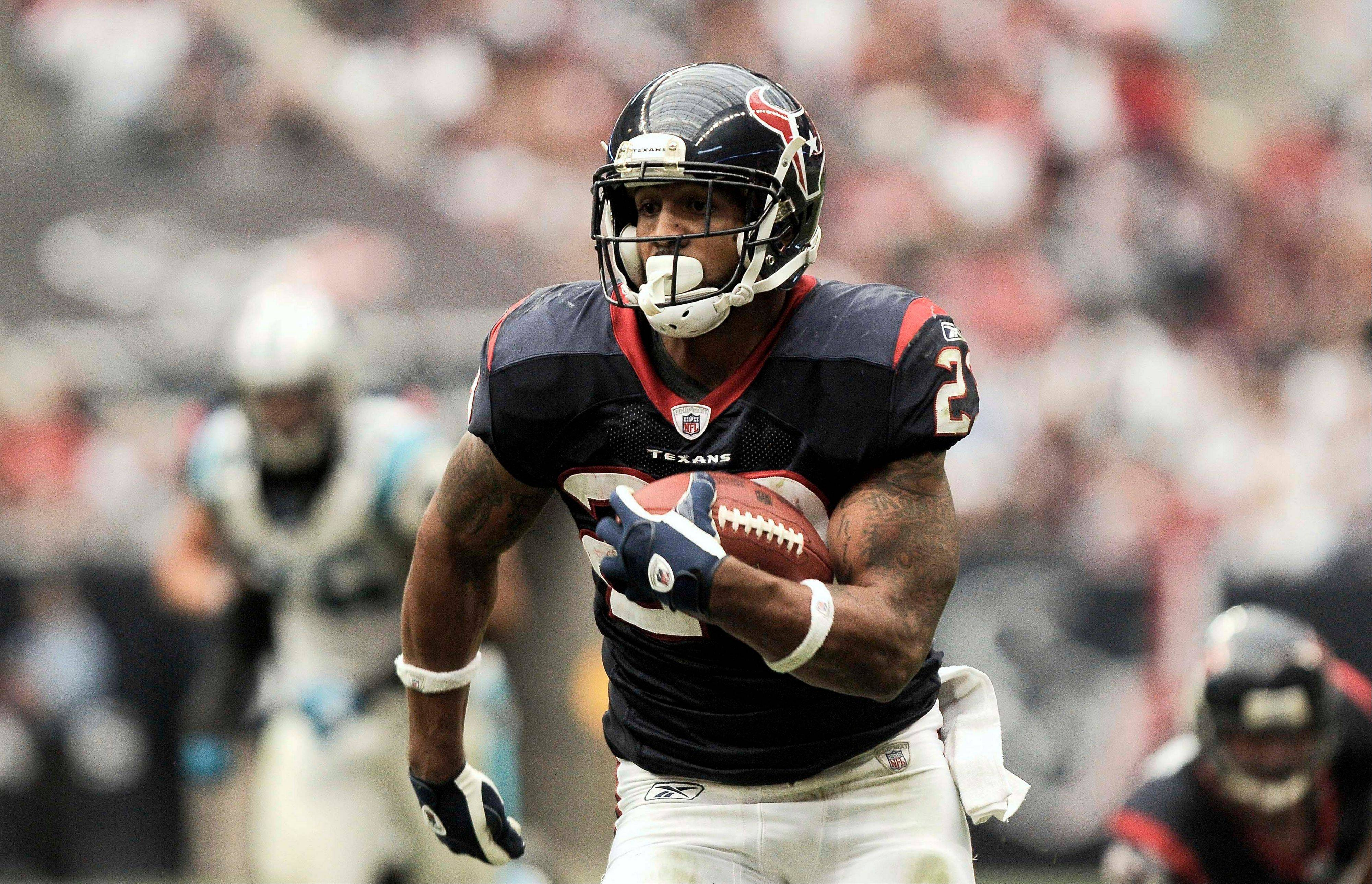 Since Week 4, Houston's Arian Foster is the No. 1 tailback in terms of garnering fantasy points.