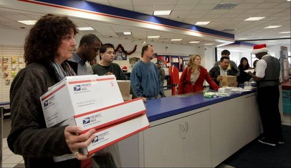 all post offices nationwide will be open christmas eve saturday dec 24 - Does The Post Office Deliver On Christmas Eve
