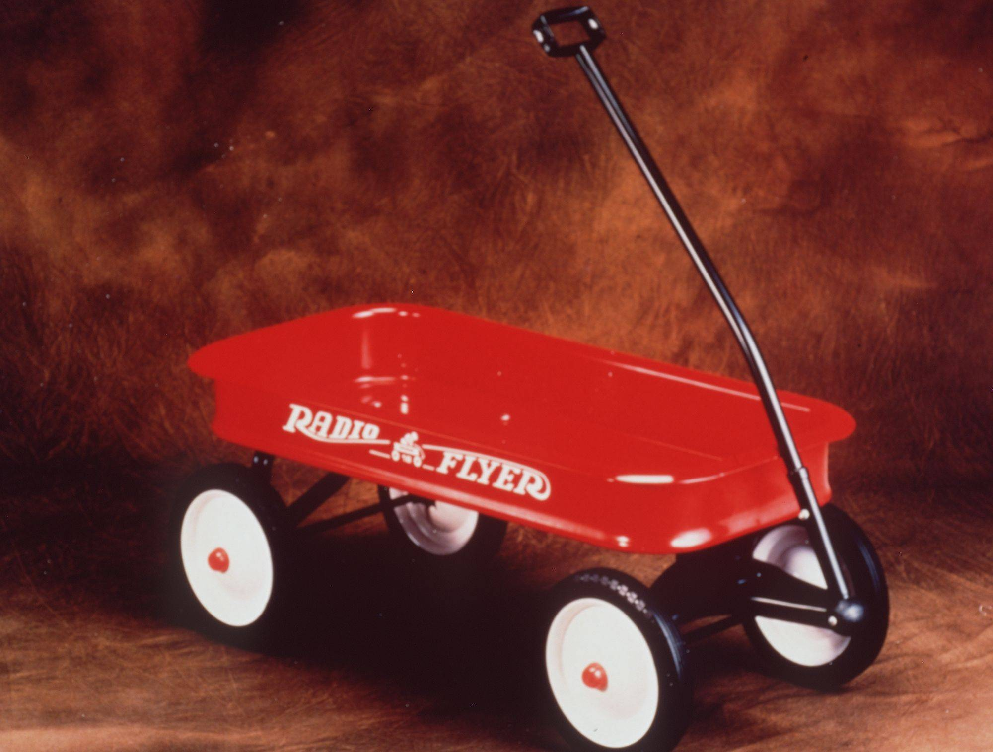 The little red wagon is a classic gift.
