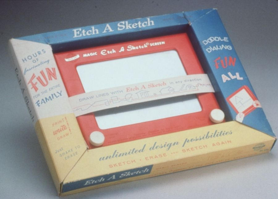 Baby boomers, their children and their grandchildren undoubtedly have played with an Etch-A-Sketch, which is a member of the National Toy Hall of Fame.