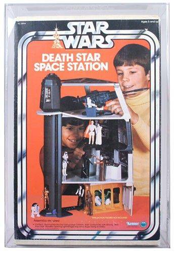 "Kenner's Death Star Space Station thrilled countless ""Star Wars"" fans in the late 1970s."