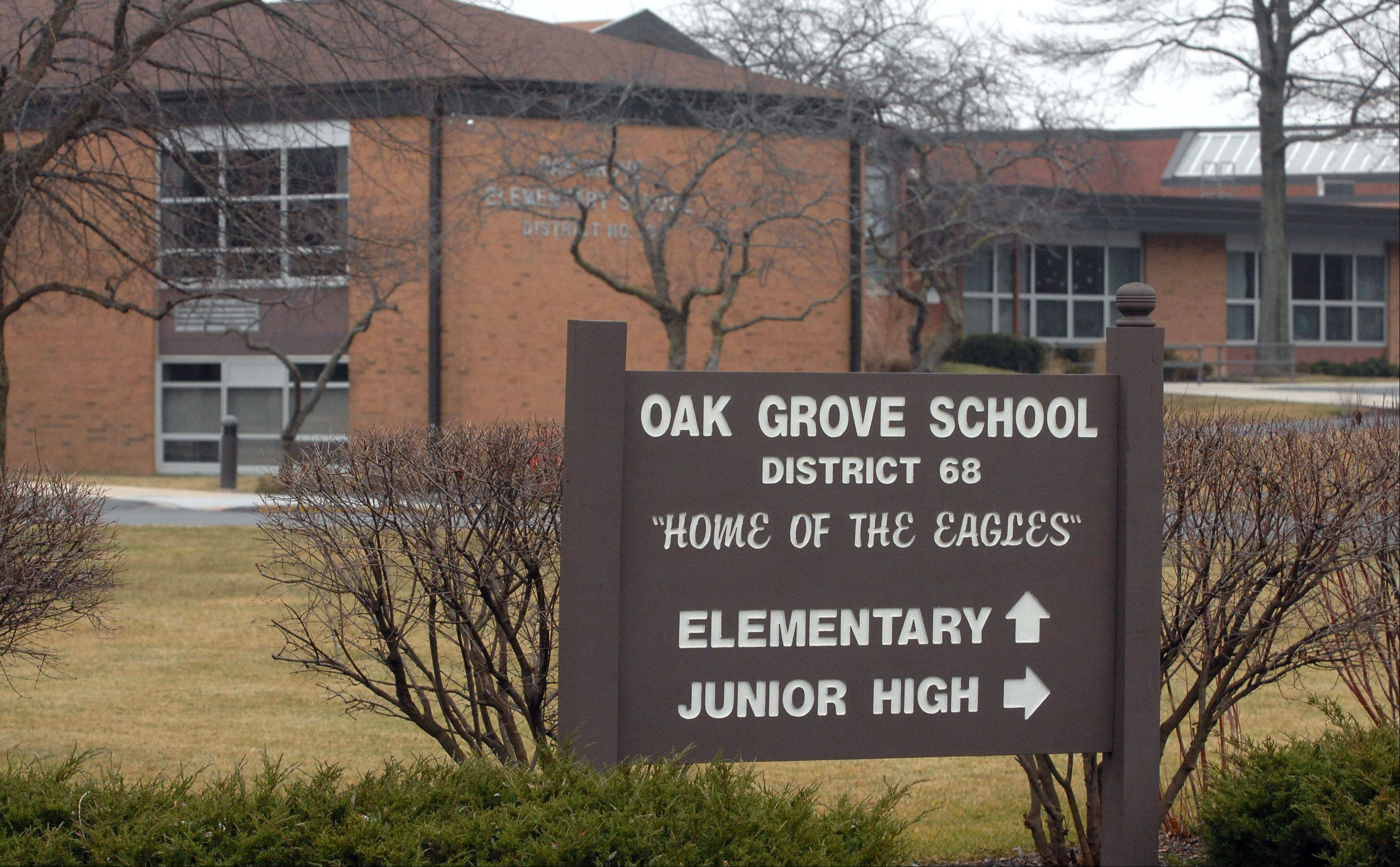 Officials at Oak Grove Elementary District 68 in Green Oaks reversed a decision to seek a lower amount of property tax than last year.
