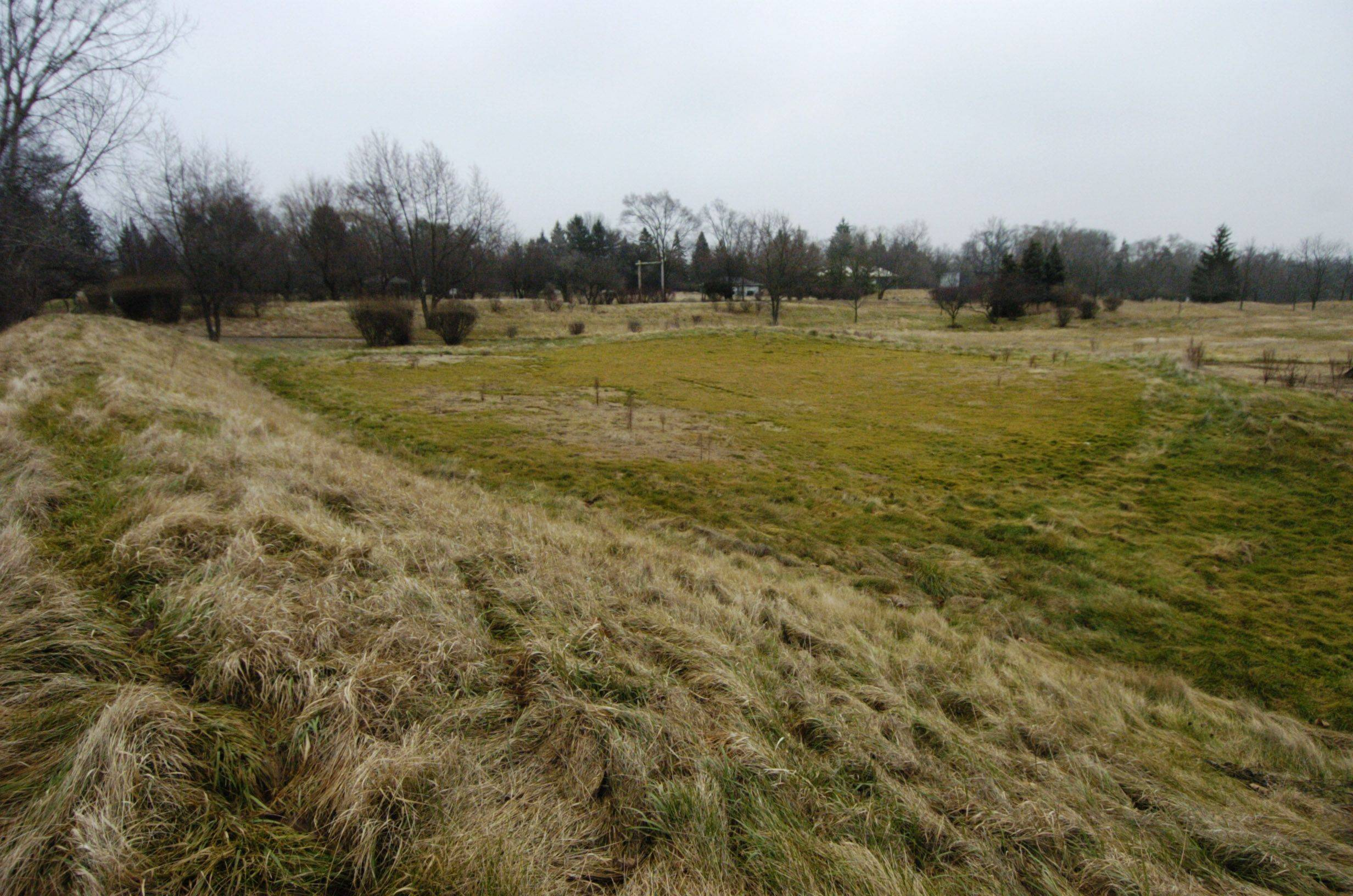 The former Rolling Knolls Golf Course in Hanover Township near Elgin.