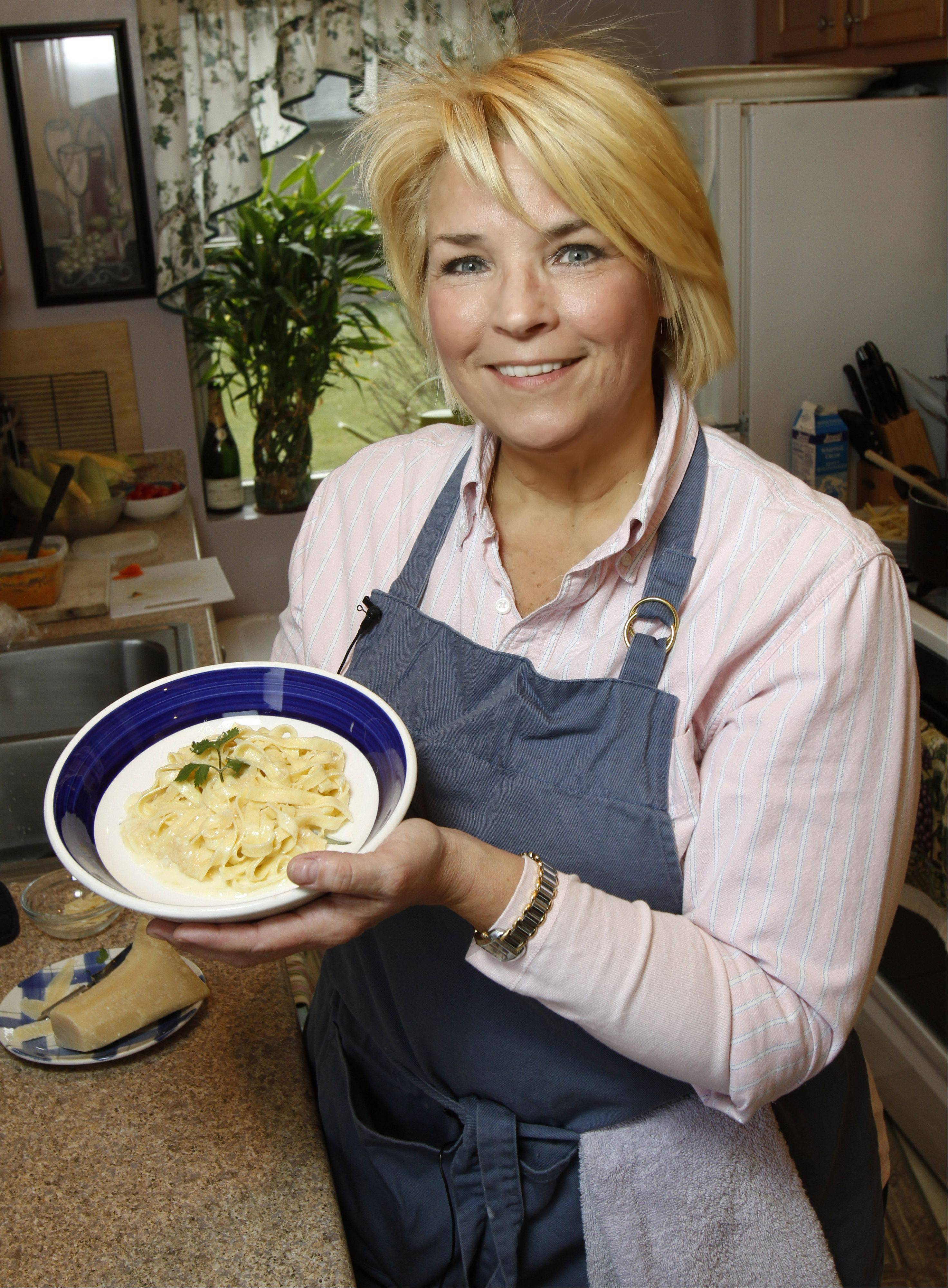 Competition fuels cook's creative recipes