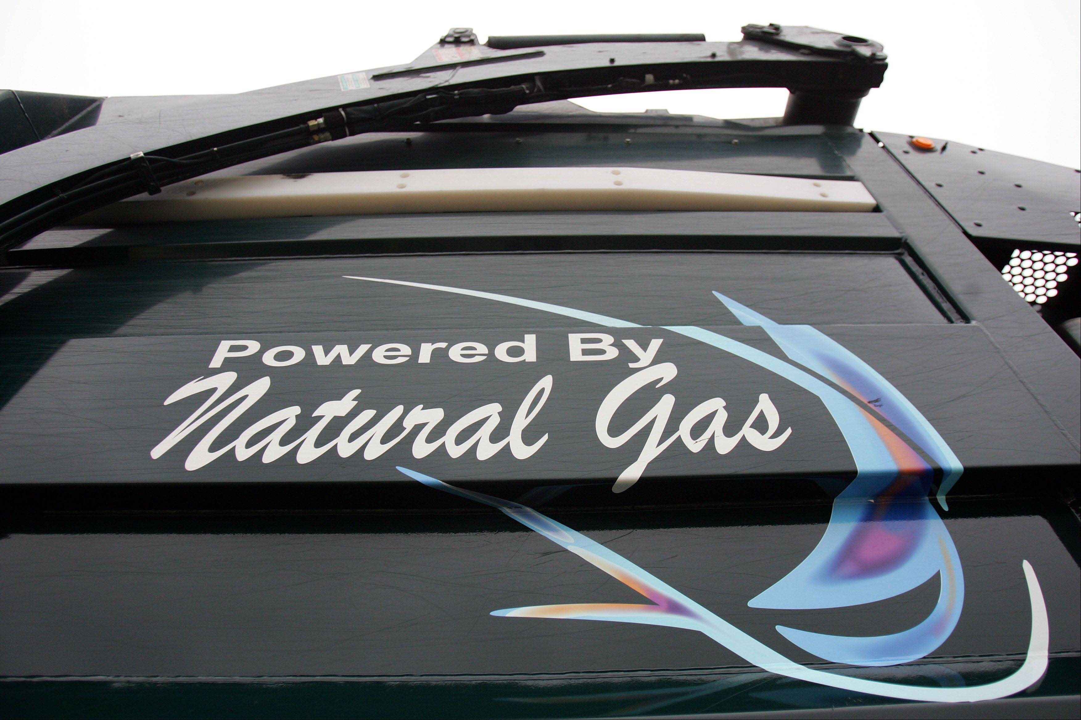 Groot Industries in Round Lake Park plans to add three new garbage trucks powered by compressed natural gas to its Lake County fleet next spring.