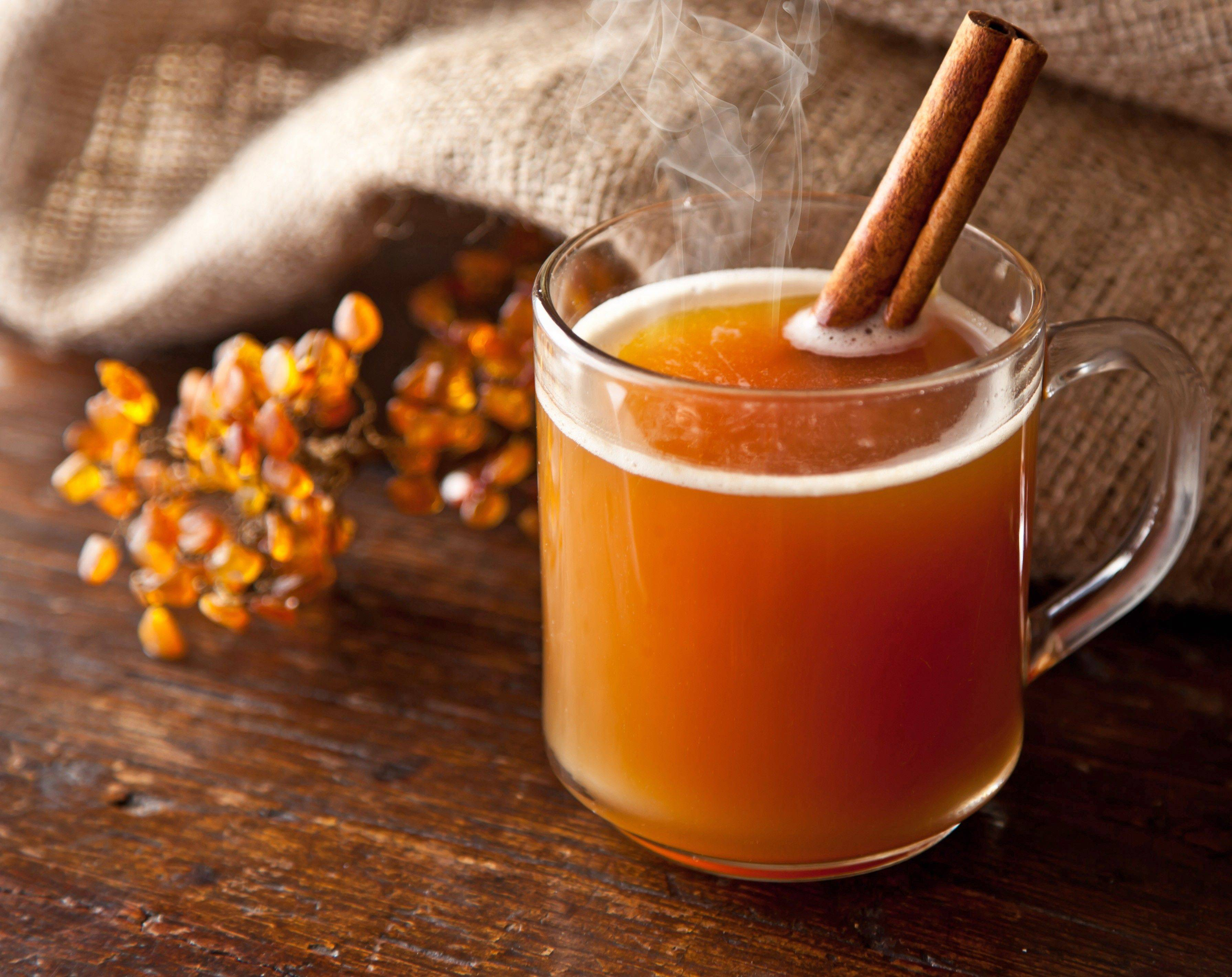 Orange Spiced Cider