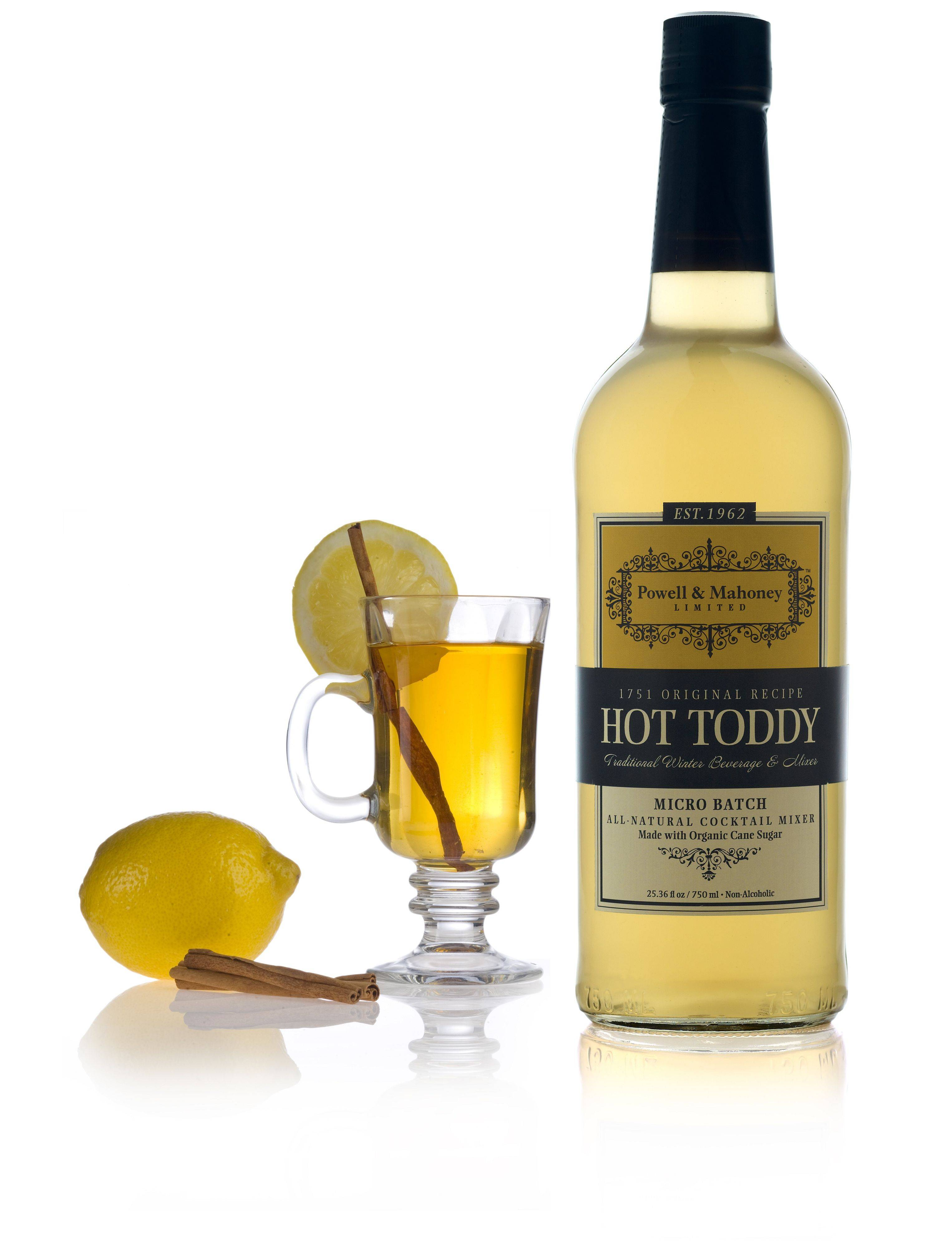 Hot Toddy Vintage Cocktail Mixer