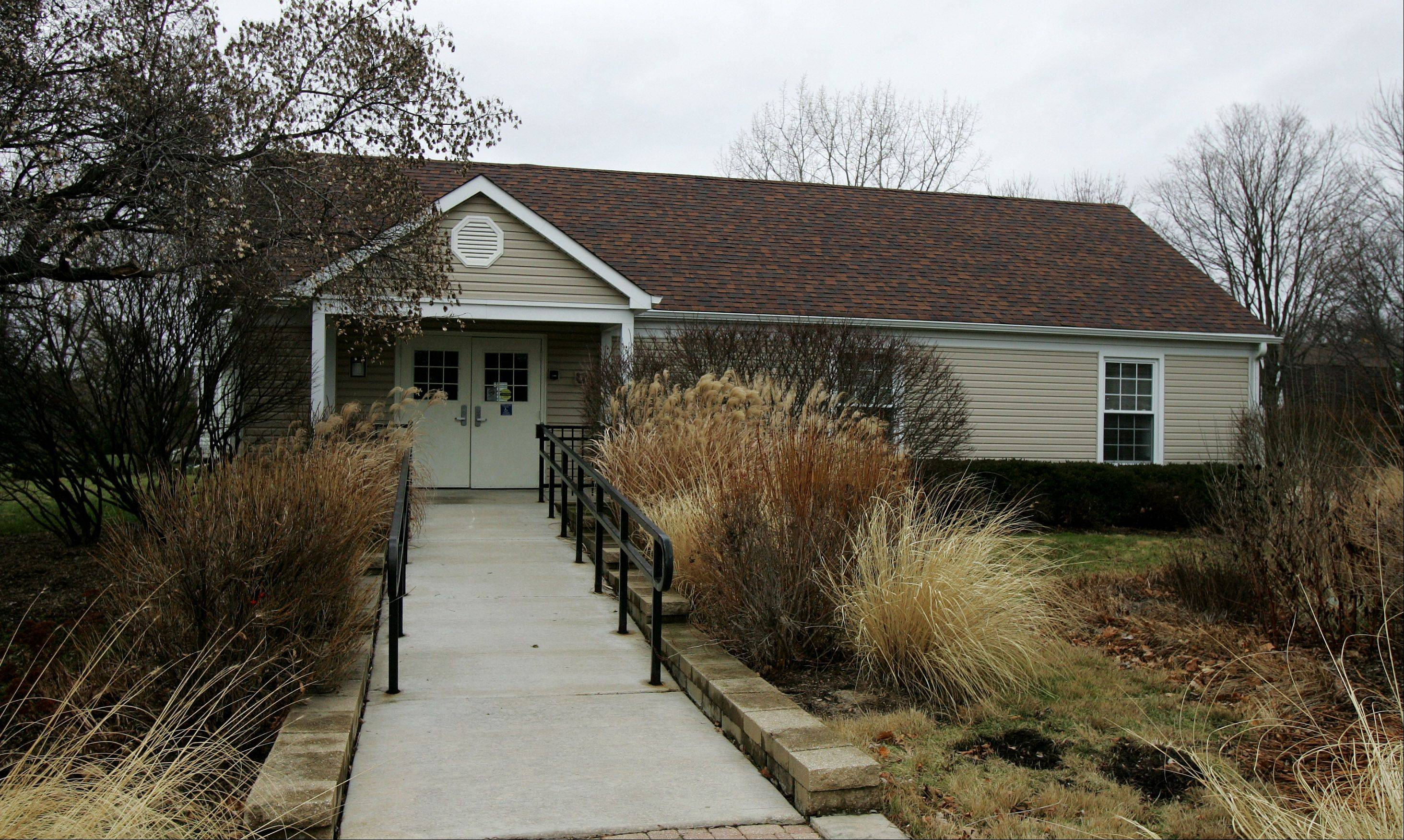 The Deerpath Center at 8 Greenvale Road has been sold by the Vernon Hills Park District for $95,000. The structure, originally built as a model home for the Deerpath subdivision, will be converted back into a residence.