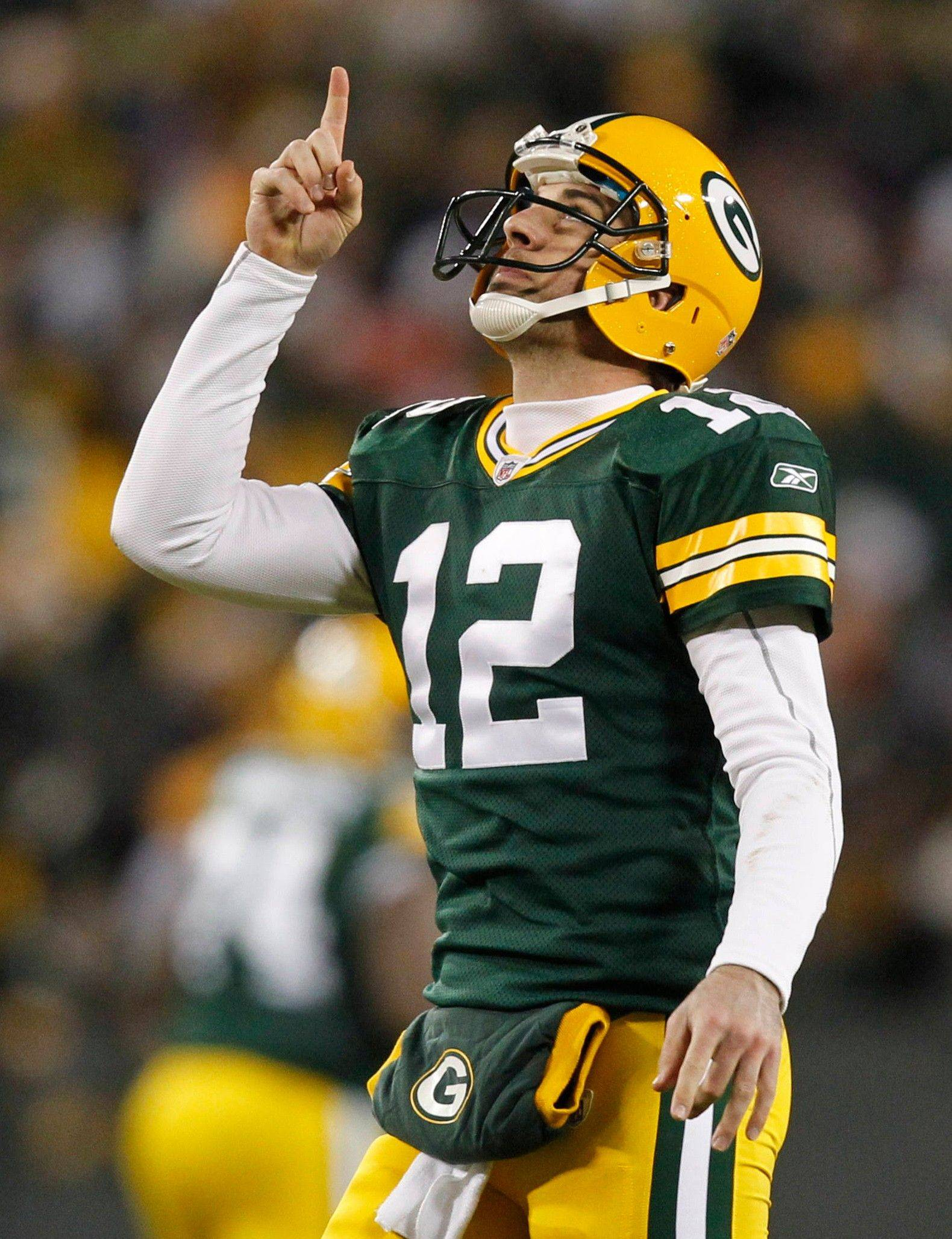 "Packers QB Aaron Rodgers delivered an ""eagle"" of a season to earn 2011 fantasy MVP honors from Daily Herald readers."