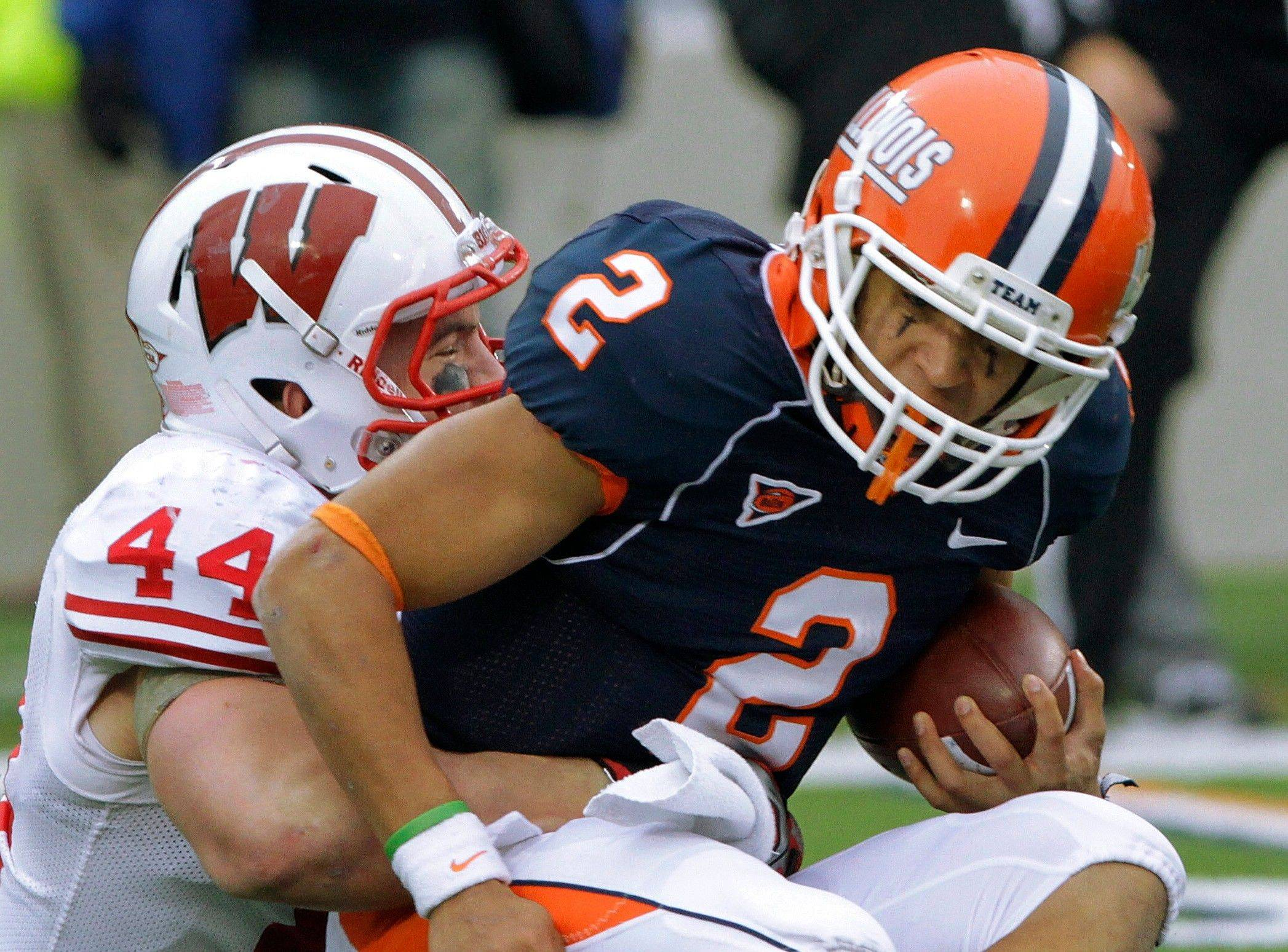 With 35 bowl games to fill, even the 6-6 Illini got a bid.