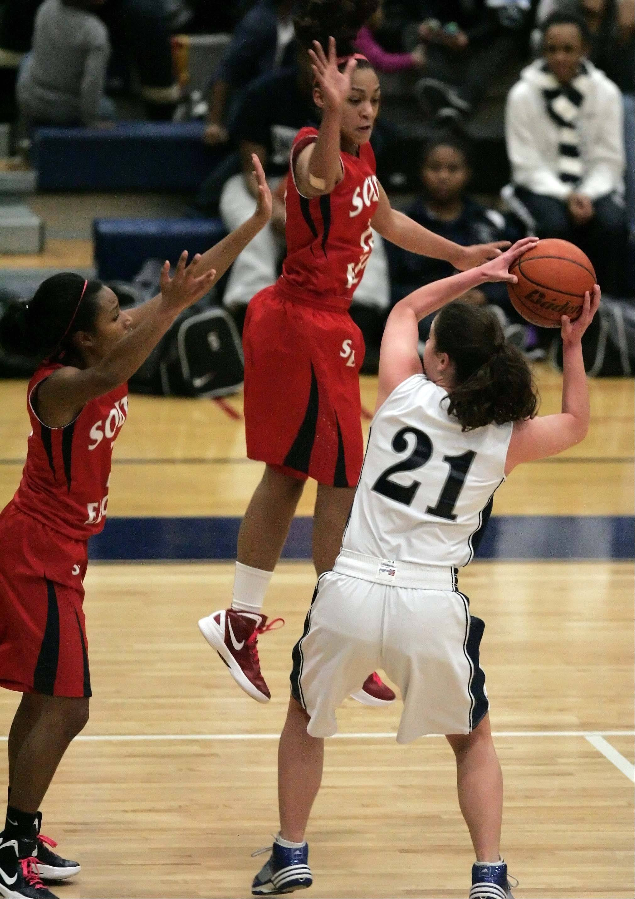 east chicago girls East chicago central cardinals prep zone crown point sectional girls basketball east chicago's jermaine couisnard picks south carolina for college hoops.