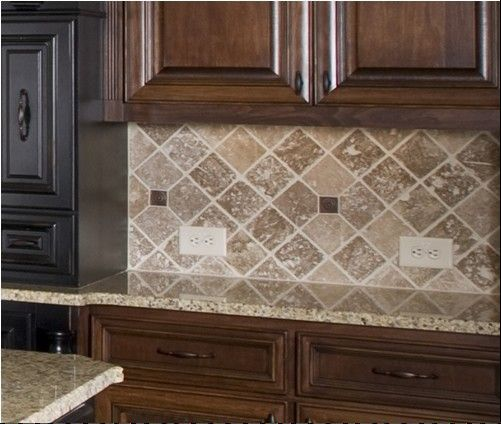More customers are choosing a tile backsplash to pair with a granite countertop.