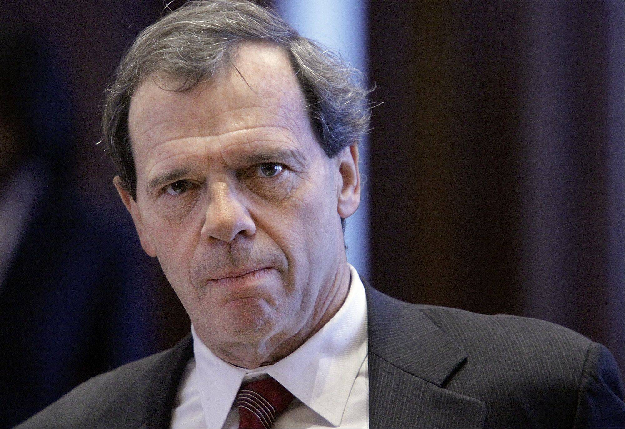 Senate President John Cullerton said Tuesday he expects lawmakers to try to expand gambling again in 2012.