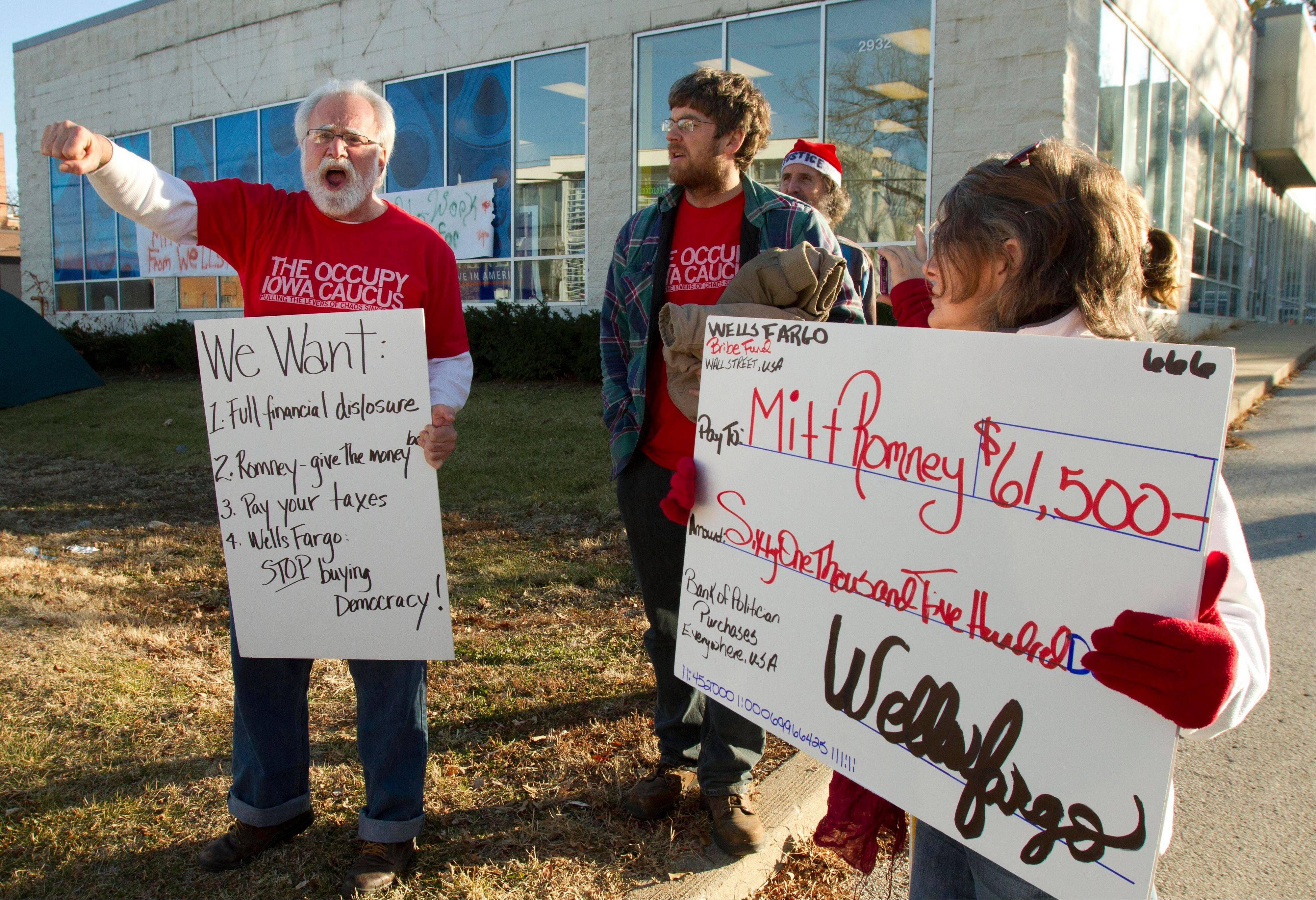 After Iowa, questions grow about Occupy's impact
