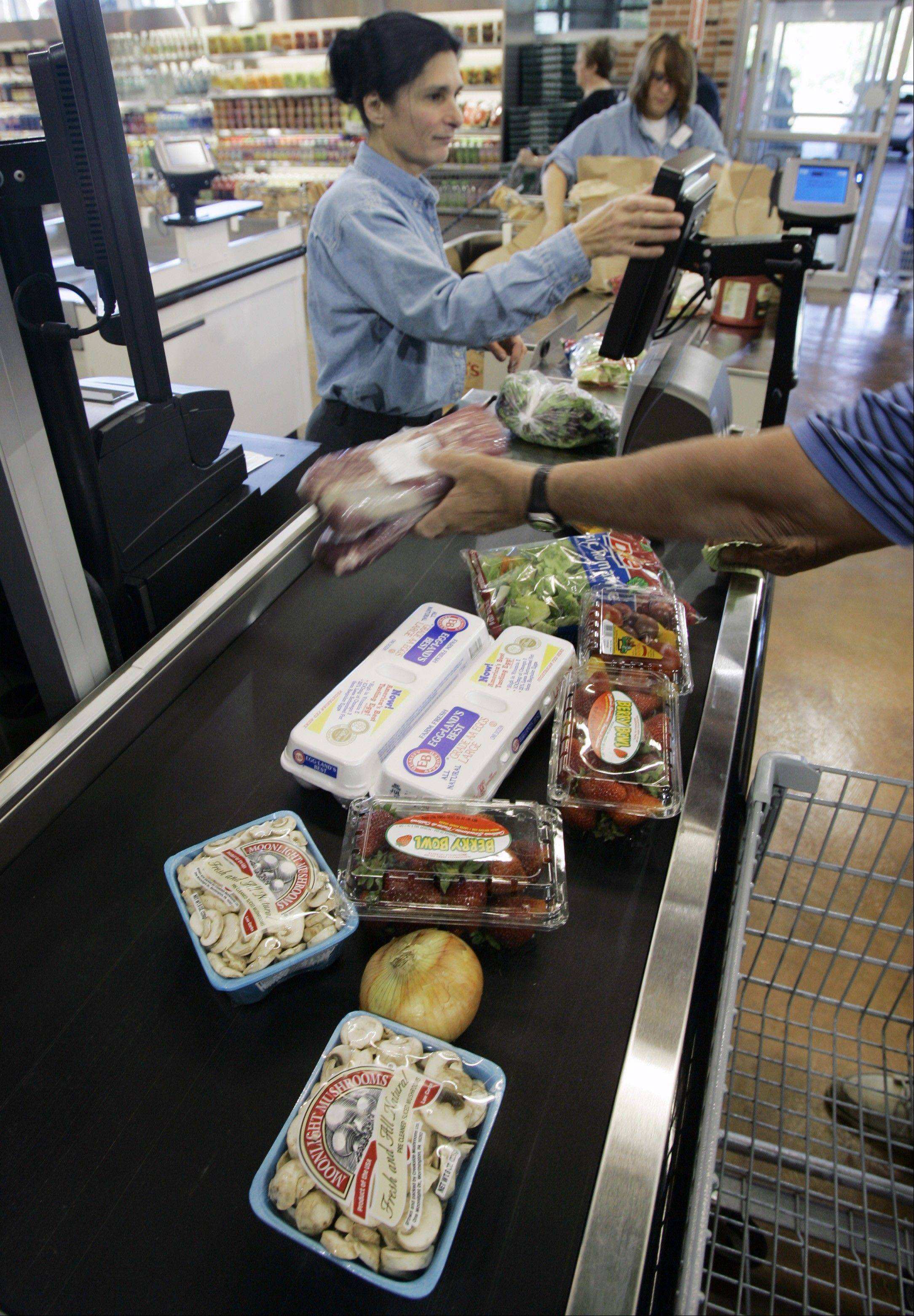 As food prices continue to rise in 2012, shoppers will use more coupons and rely on social media and mobile applications to find low prices.