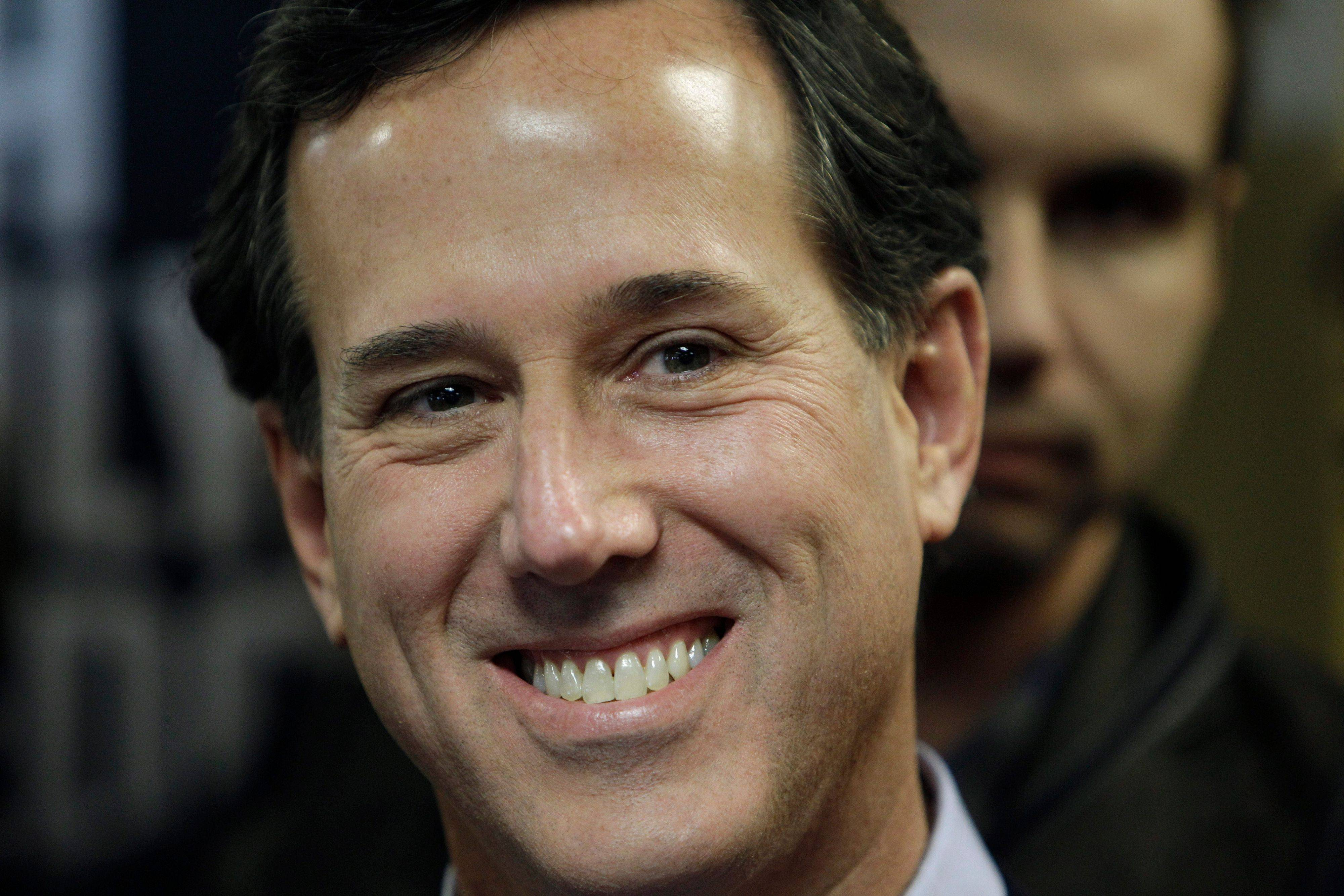 Republican presidential candidate Rick Santorum graduated from Carmel Catholic High School in 1976. He attended the Mundelein school for a year.