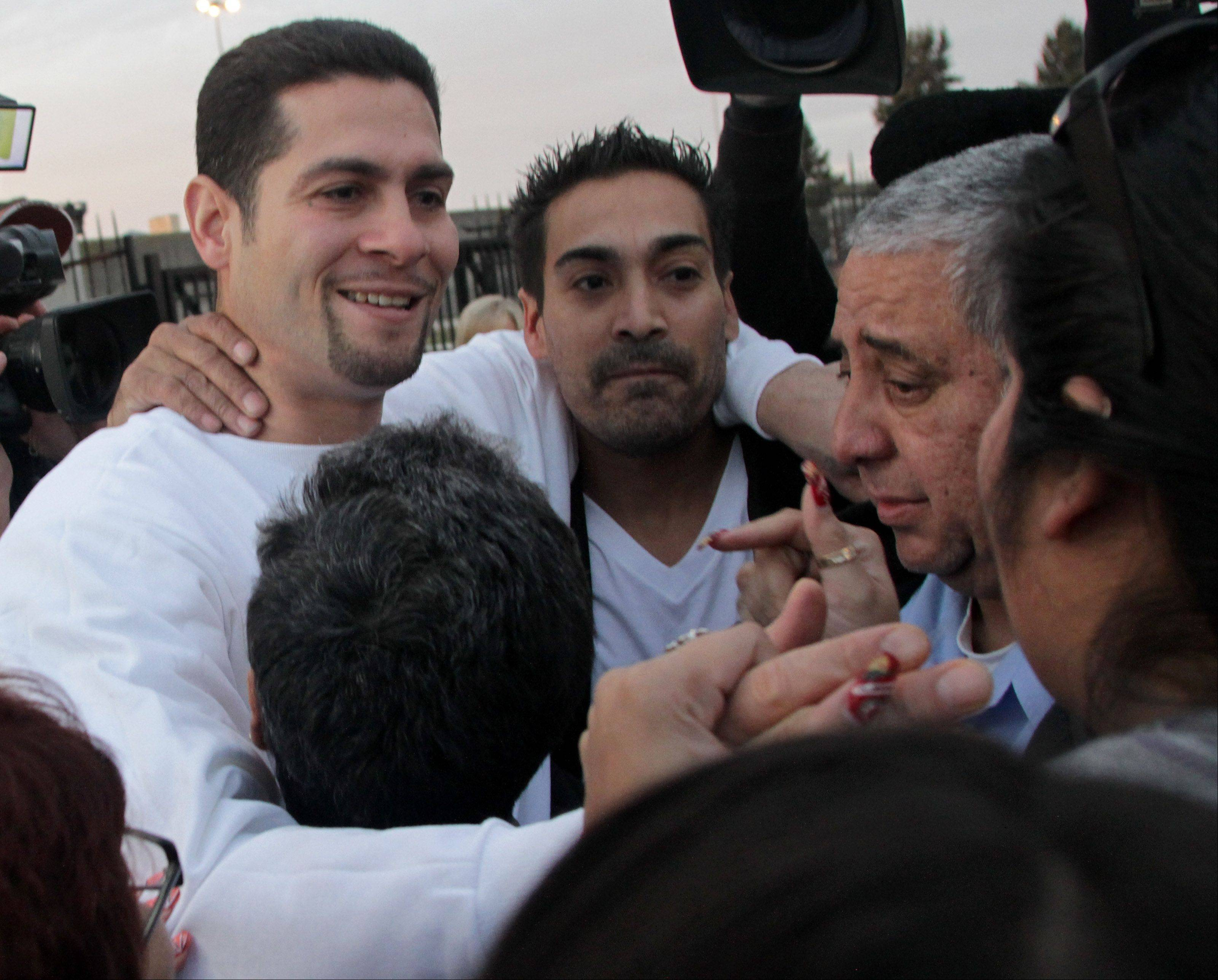 Images: Juan Rivera Released
