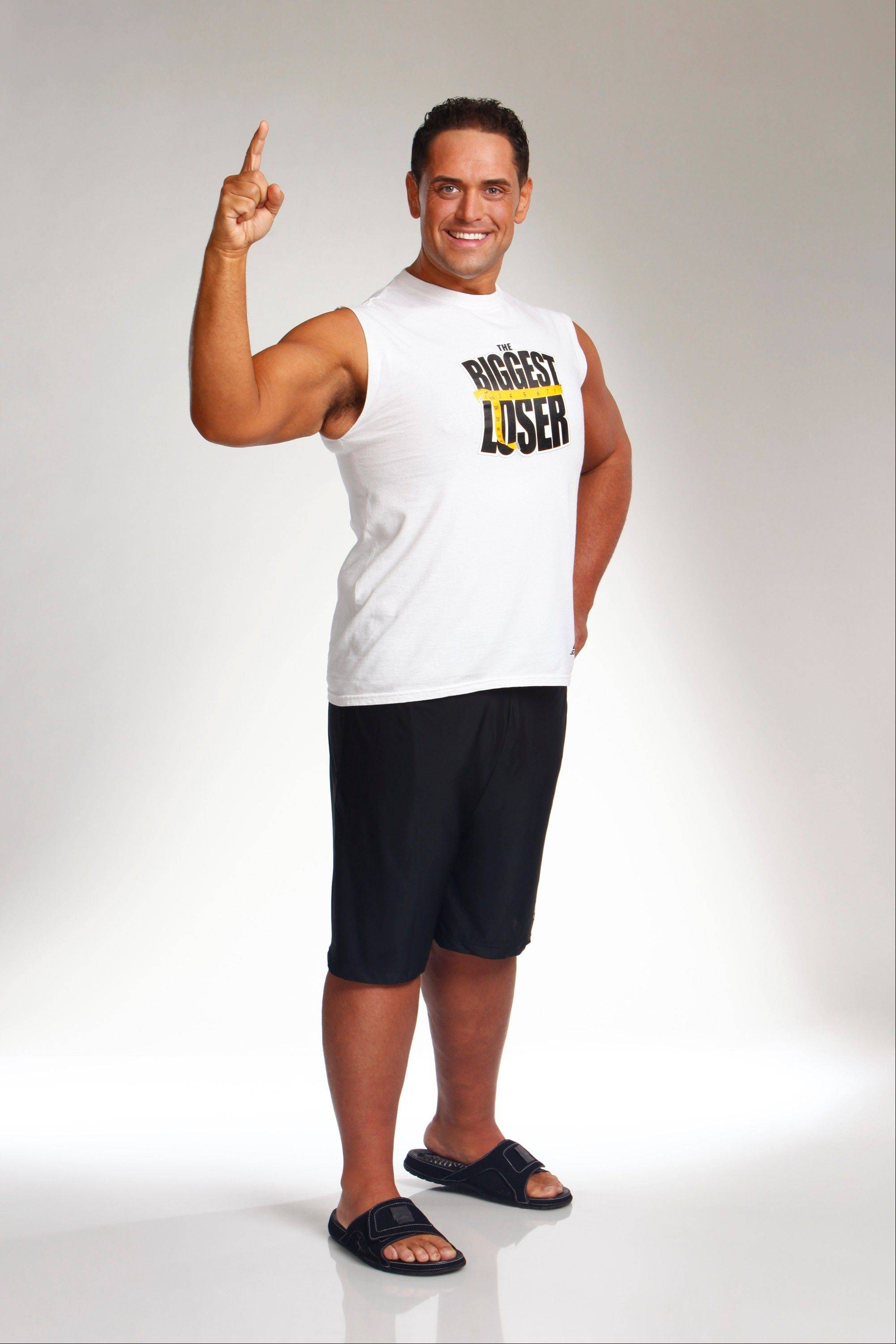 "Michael Ventrella, season nine winner of NBC's ""The Biggest Loser,"" makes a special appearance at Ackerman Sports & Fitness Center's Second Annual Open House on Saturday, Jan. 7."