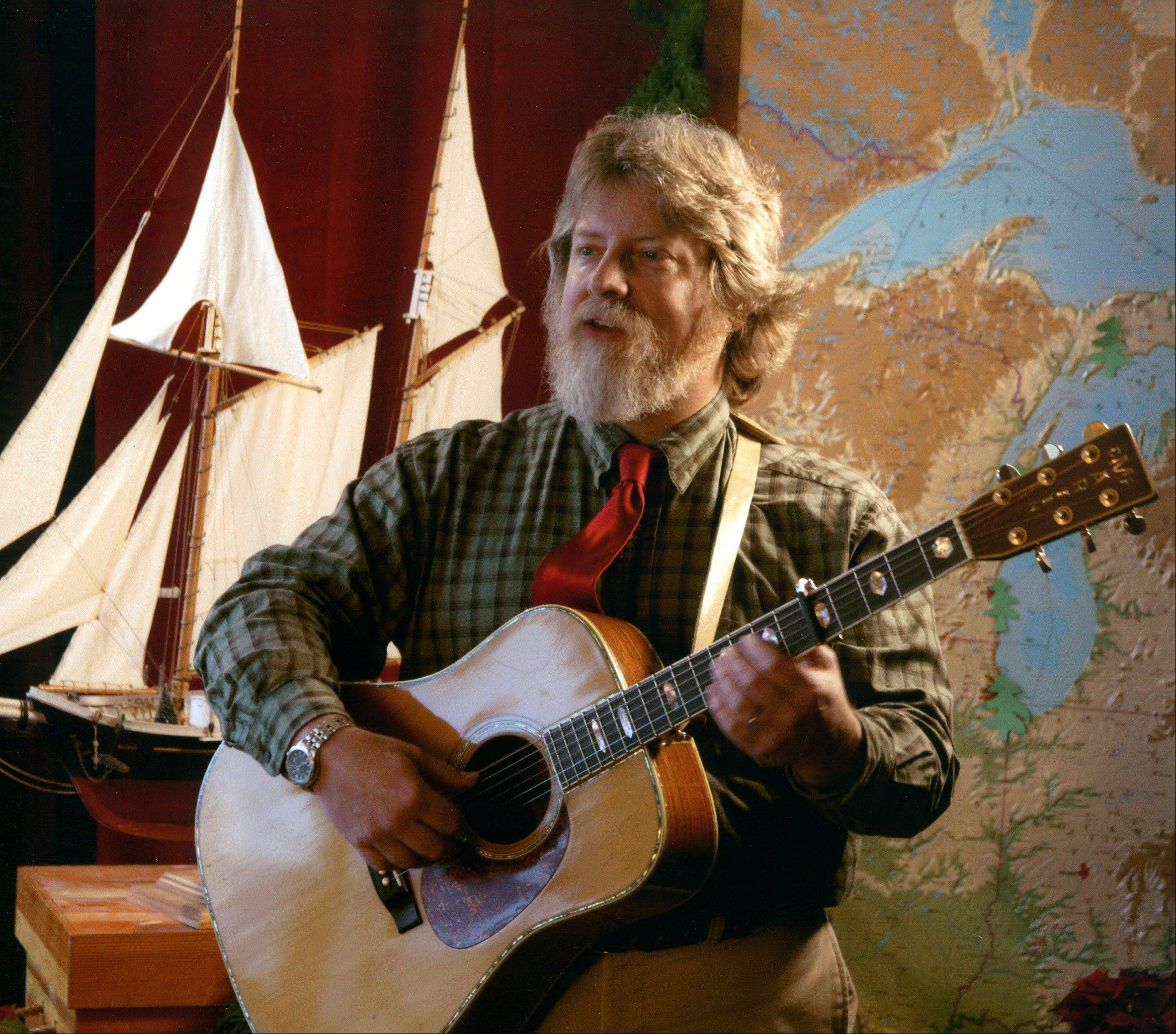 Folk performer Lee Murdock presents his Annual Hometown Concert in Maple Park Saturday.