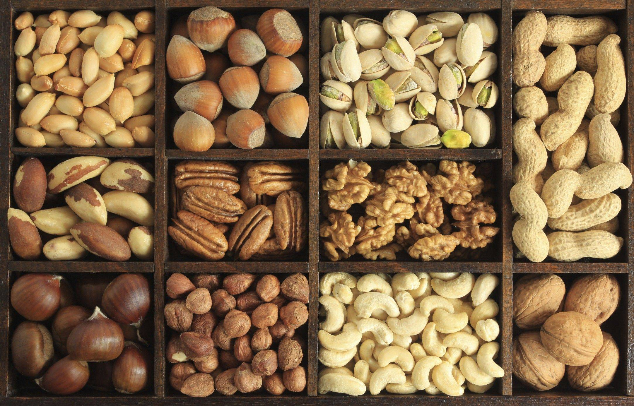 Almonds, pistachios part of good-for-you recipes