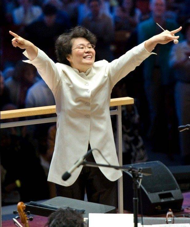"Chicago Sinfonietta music director Mei-Ann Chen is featured in the concert ""The Journey, The Dream"" in tribute to the late Dr. Martin Luther King Jr."