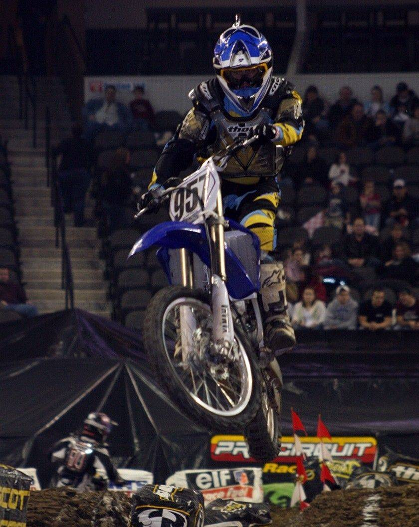 The Bad Boys of Racing Arena Cross returns to the Sears Centre Arena in Hoffman Estates.