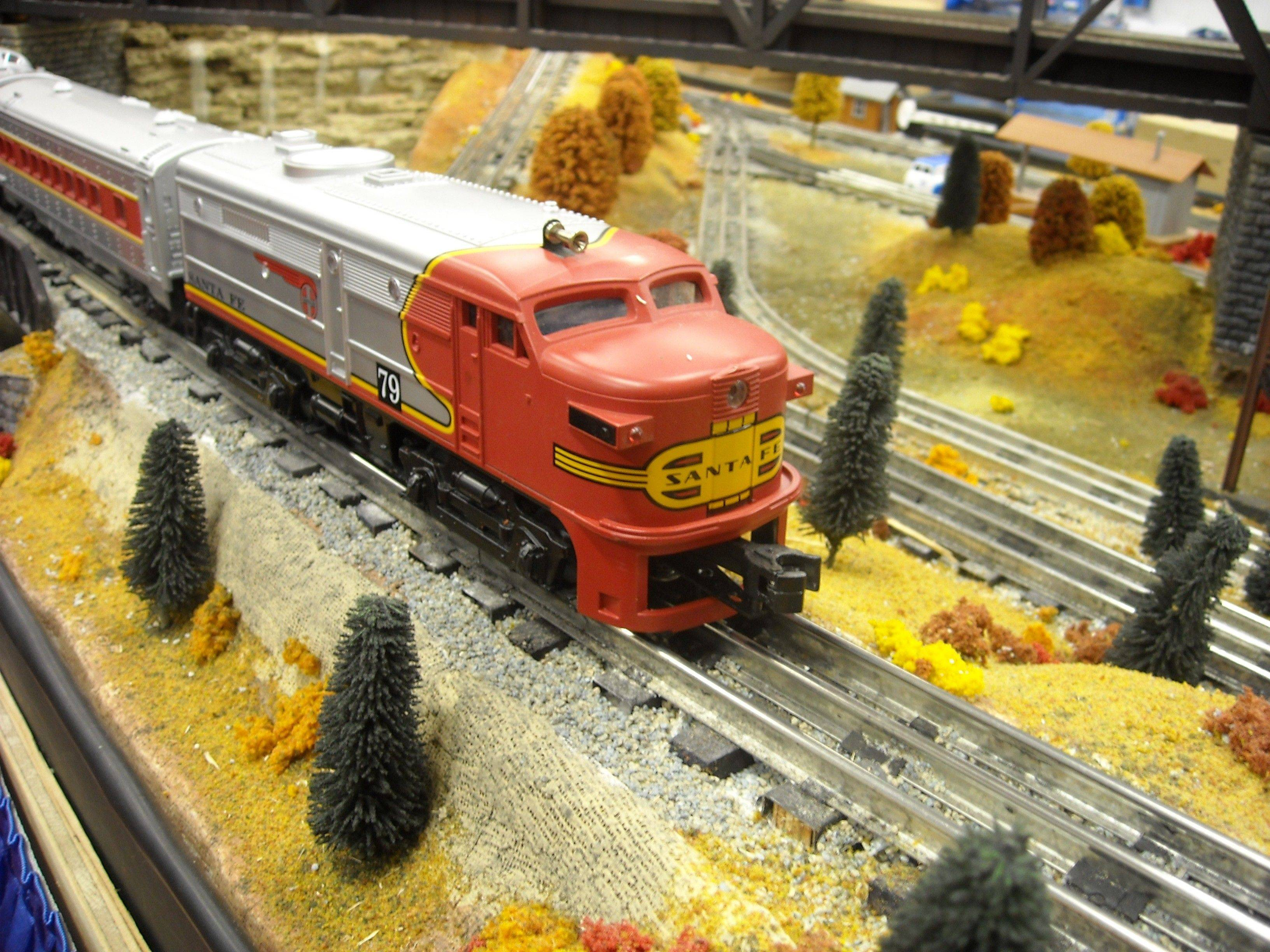 The World's Greatest Hobby on Tour train show pulls into the Renaissance Schaumburg Convention Center on Saturday and Sunday, Jan. 14 and 15.