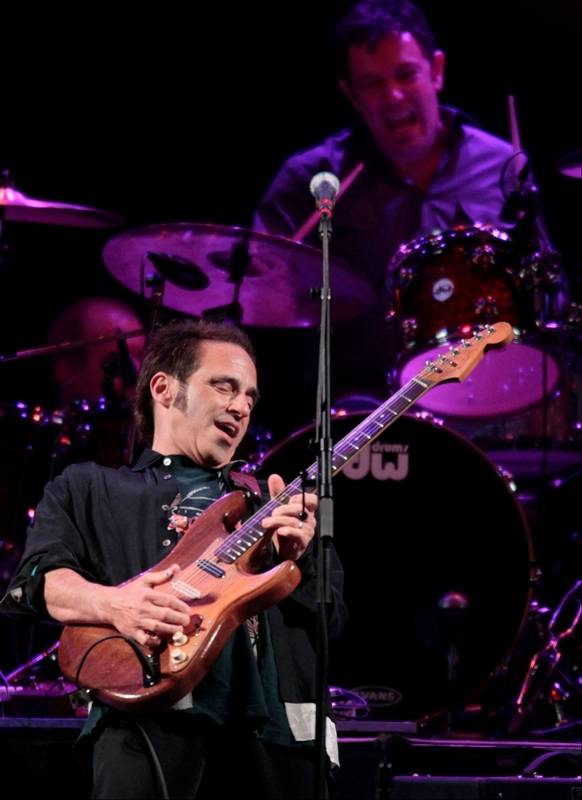 E Street Band's Nils Lofgren: 'Life is grand'