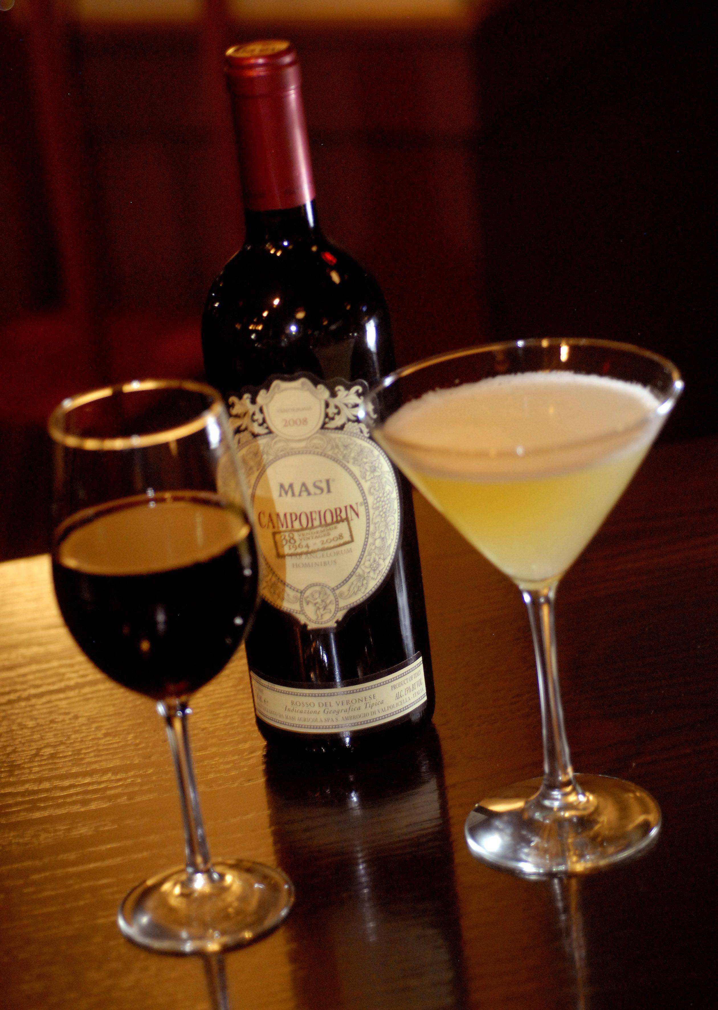 If beer isn't your thing, Wickets serves a number of wines by the glass as well as martinis. The Cake Martini is a specialty.